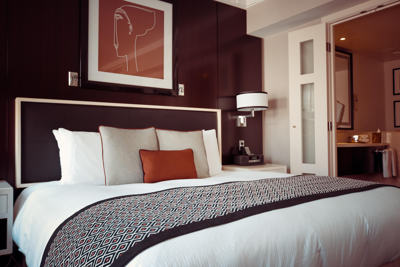 Sfondi : camera, interno, Hotel, Camera da letto, interior design ...