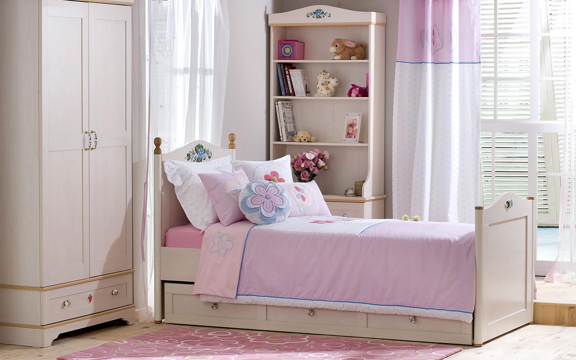 Hintergrundbilder : Zimmer, Innere, Bett, Rosa, Schlafzimmer ...