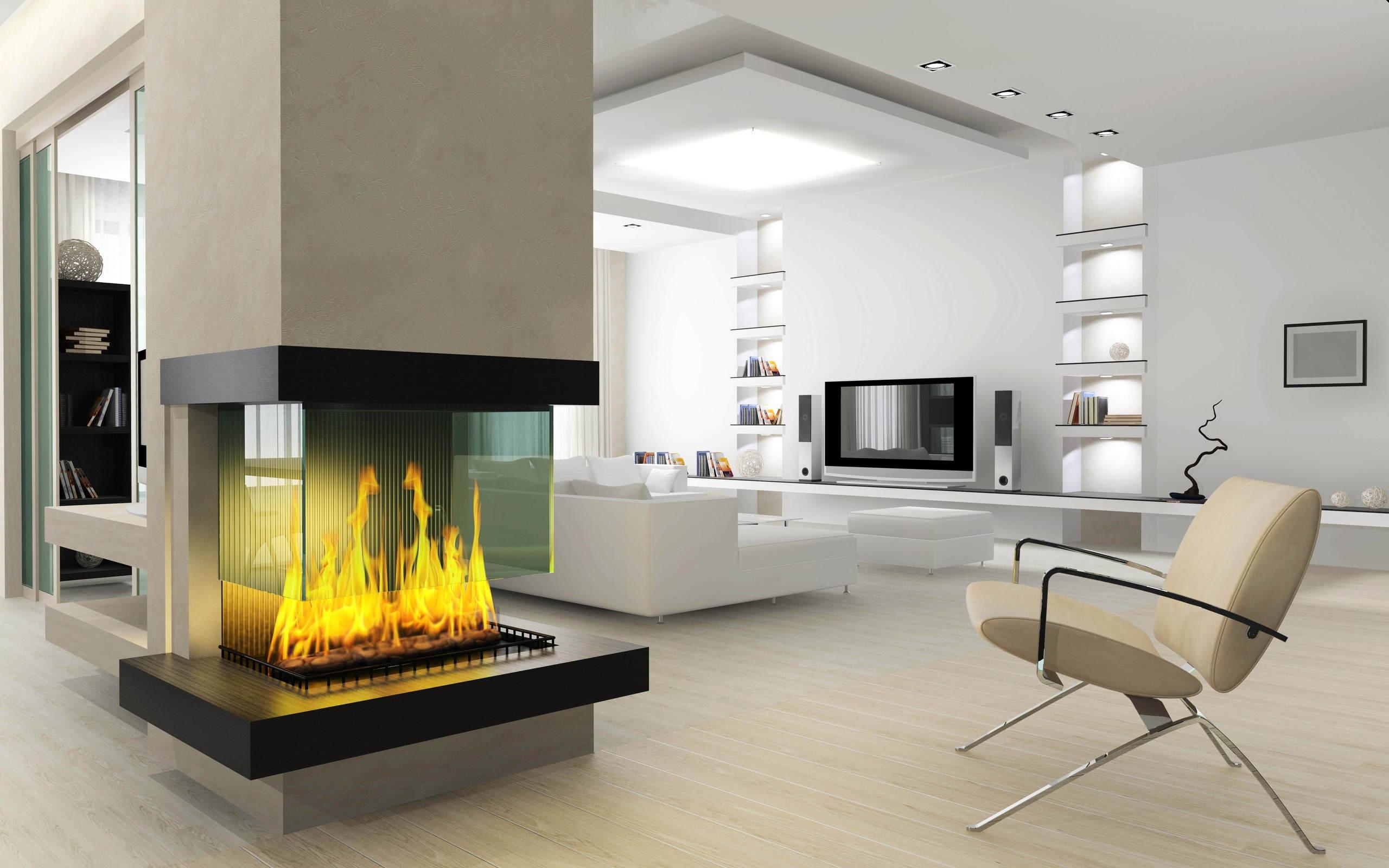 Hintergrundbilder : Zimmer, Innere, Sessel, Kamin, Innenarchitektur ...