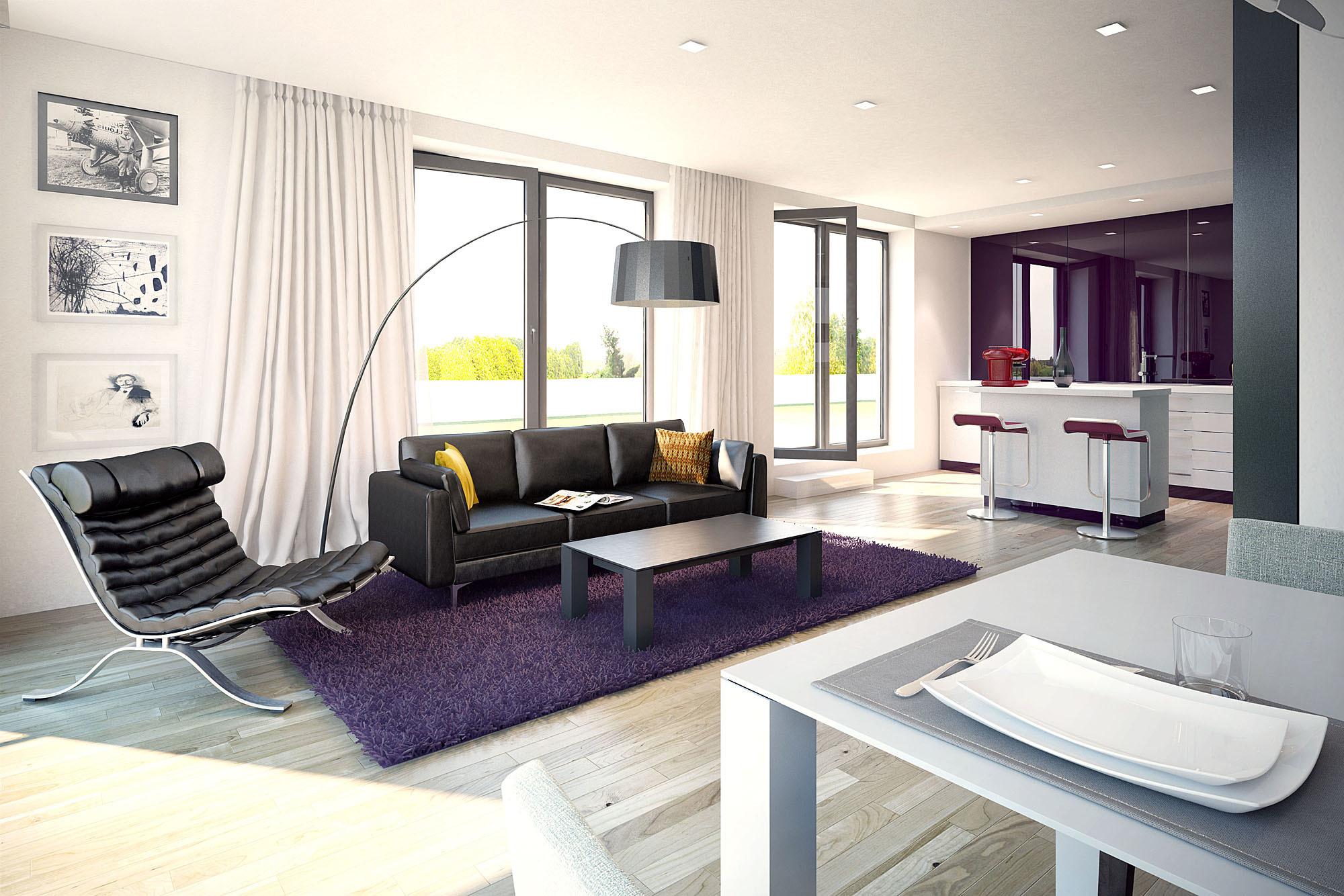 новый картинки интерьера и мебели квартир столы