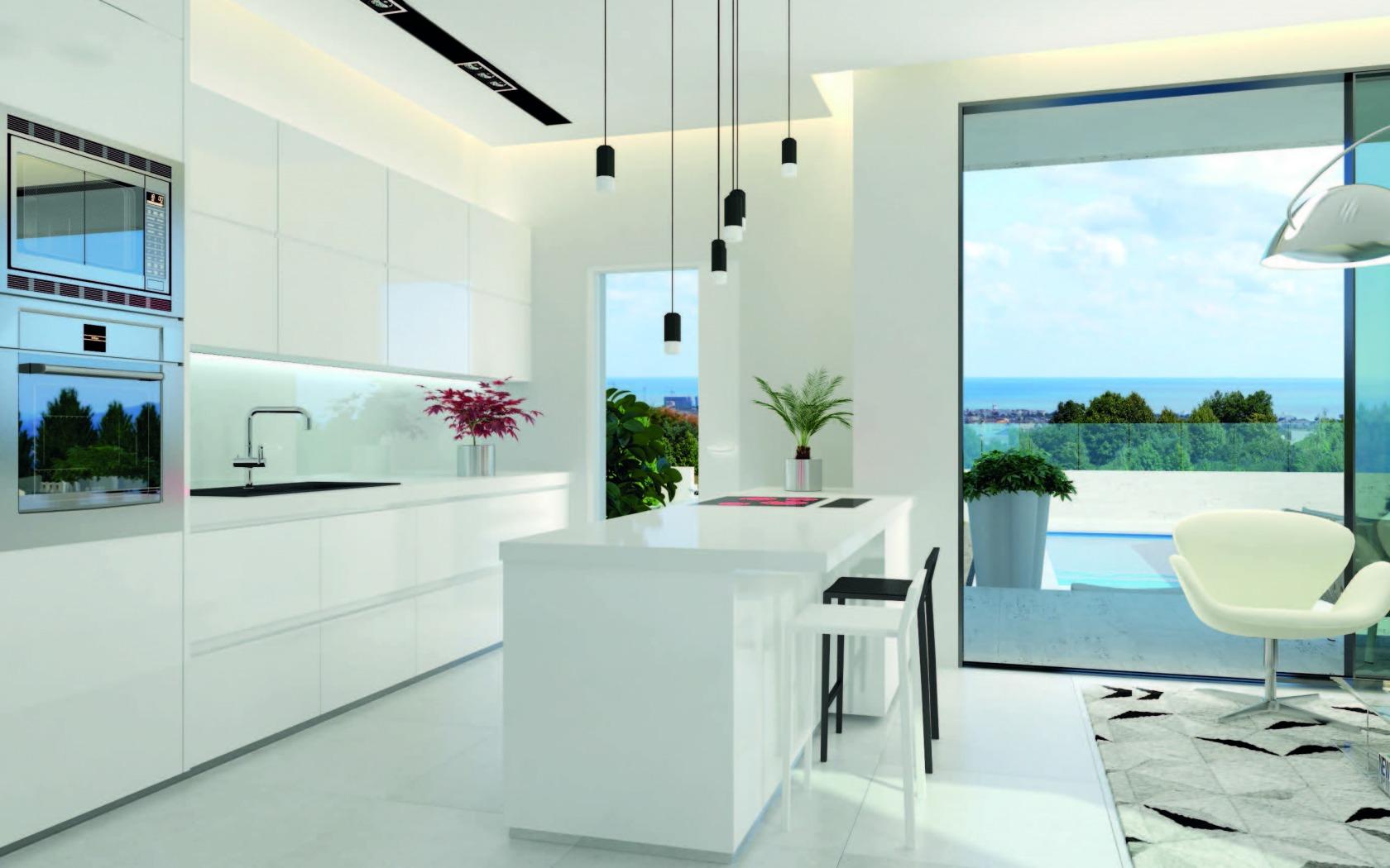 Beste Home Interior Design Küche Zimmer Galerie - Küchenschrank ...
