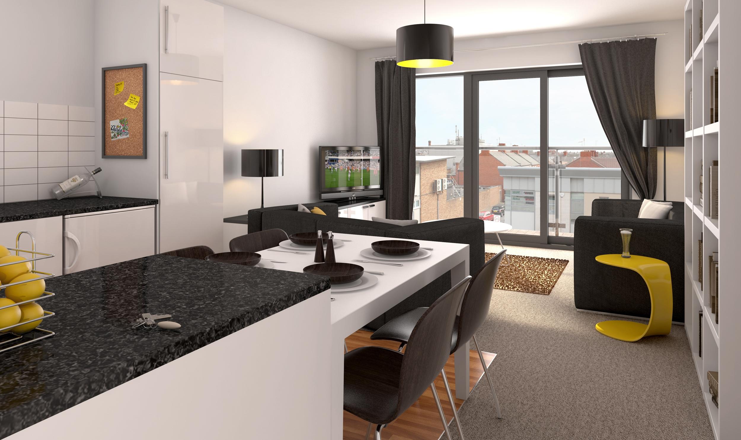 Hintergrundbilder : Zimmer, Innere, Tabelle, Sessel, Küche ...