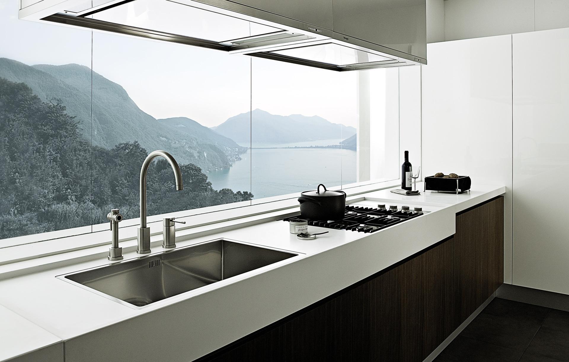 Vasca Da Cucina : Lavello da cucina vasche acciaio inox lavabo sifone ebay