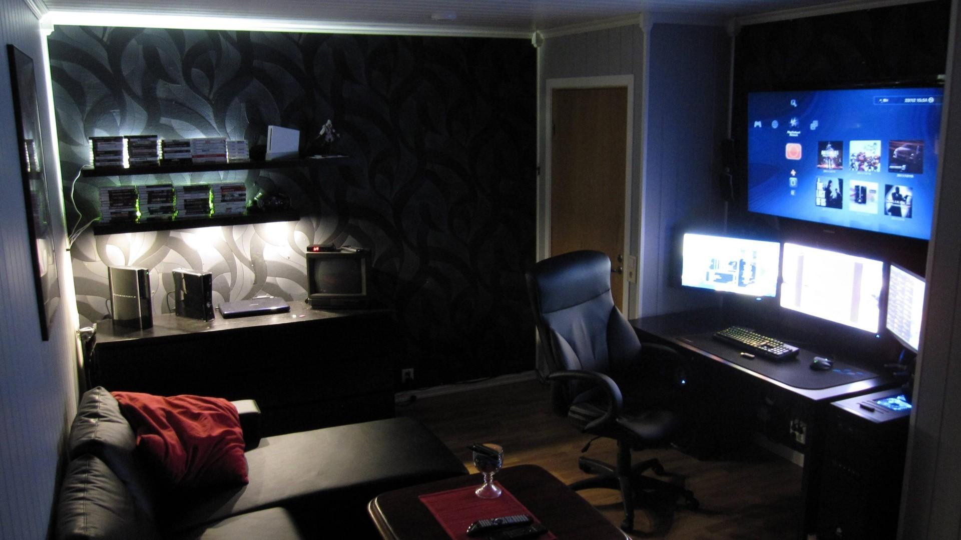 Fondos De Pantalla Habitaci N Interior Veh Culo Sof  # Muebles Para El Xbox