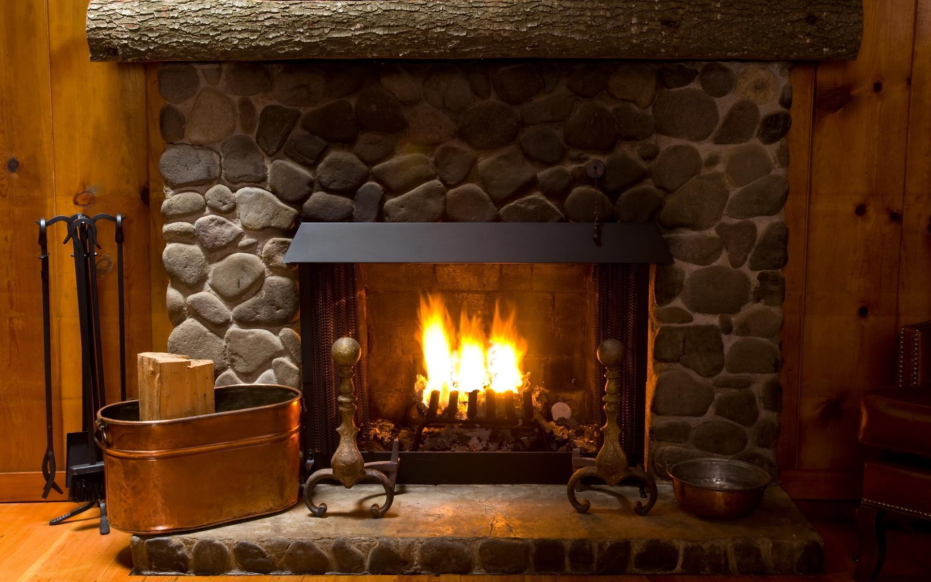 Perfekt Zimmer Innere Holz Lampe Gemütlich Kamin Innenarchitektur Hütte Wohnzimmer  Feuerstelle