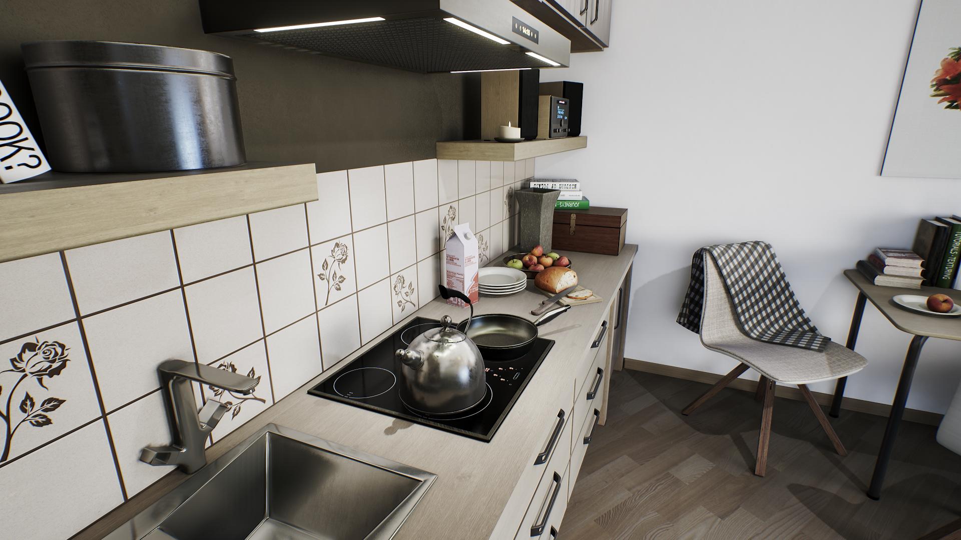 Fondos de pantalla : habitación, cocina, diseño de interiores ...