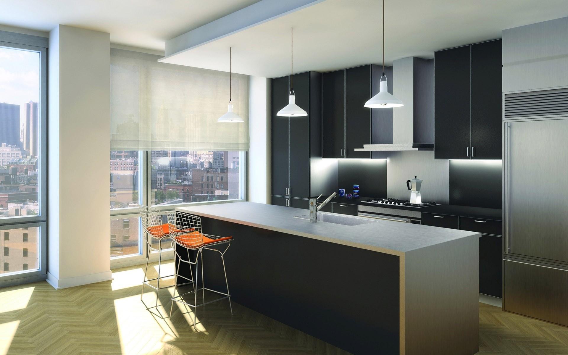 69919f49e429 izba kuchyňa interiérový dizajn hodnosť dizajn podlaha Domov strop byt  kondomínium nábytok podkrovie žalúzie okna vlastnosť