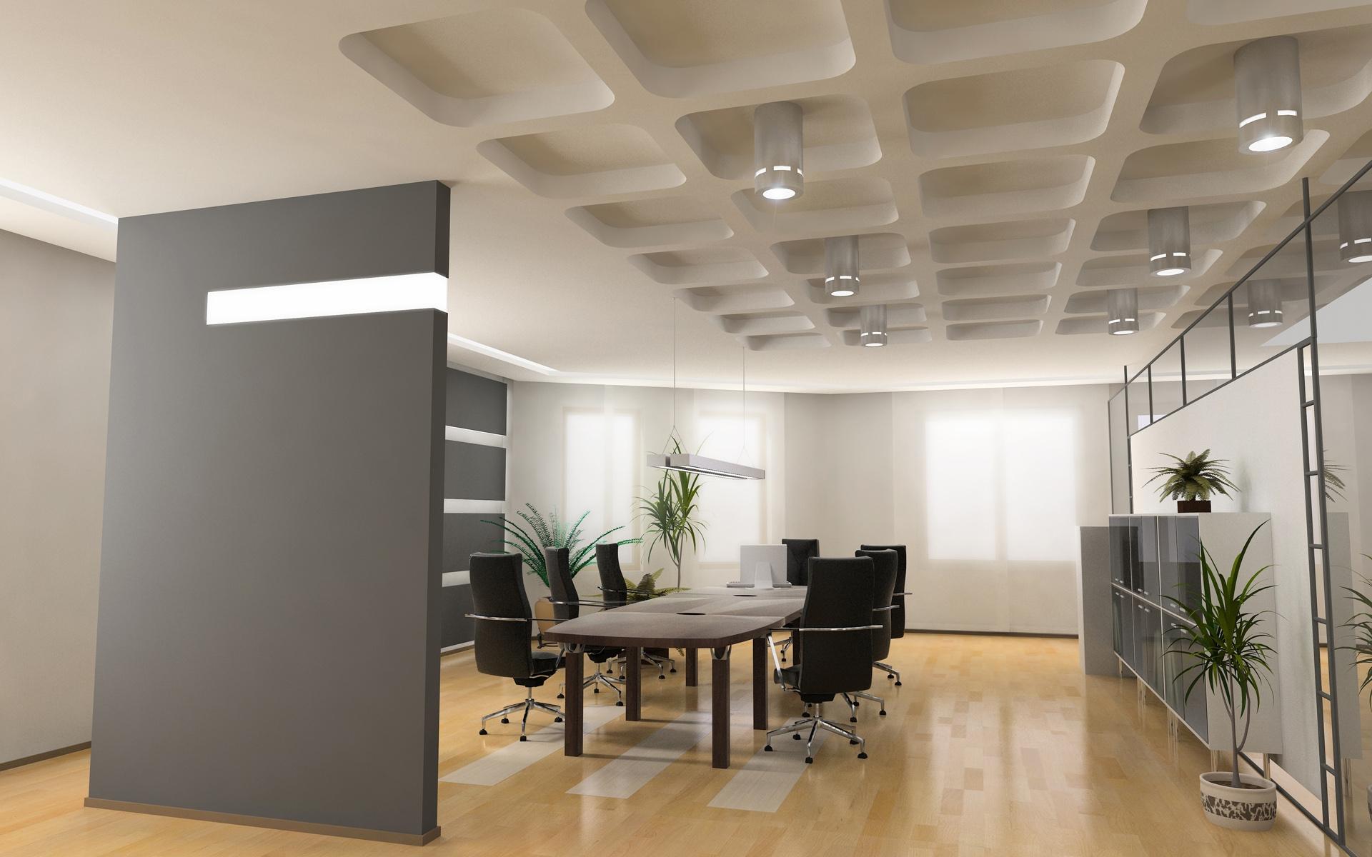 Fond d écran chambre bureau moderne design d intérieur salle