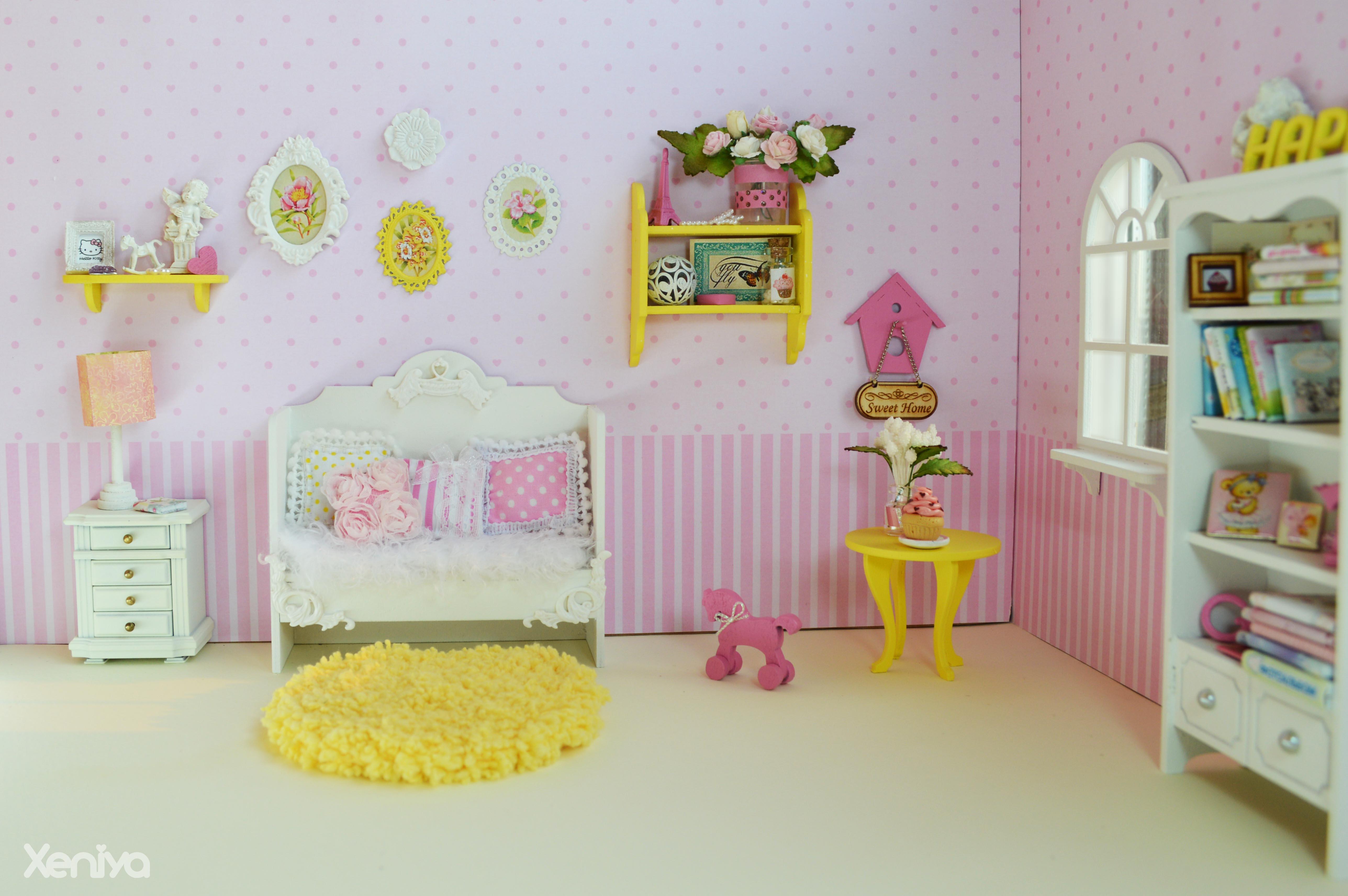Fondos de pantalla : habitación, producto, rosado, amarillo, Juguete ...