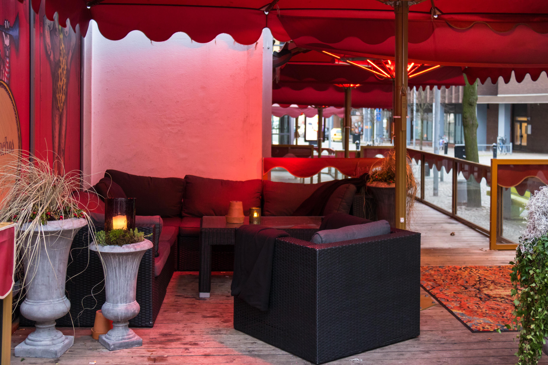 Fond D Ecran Chambre Rouge Bar Restaurant Design D