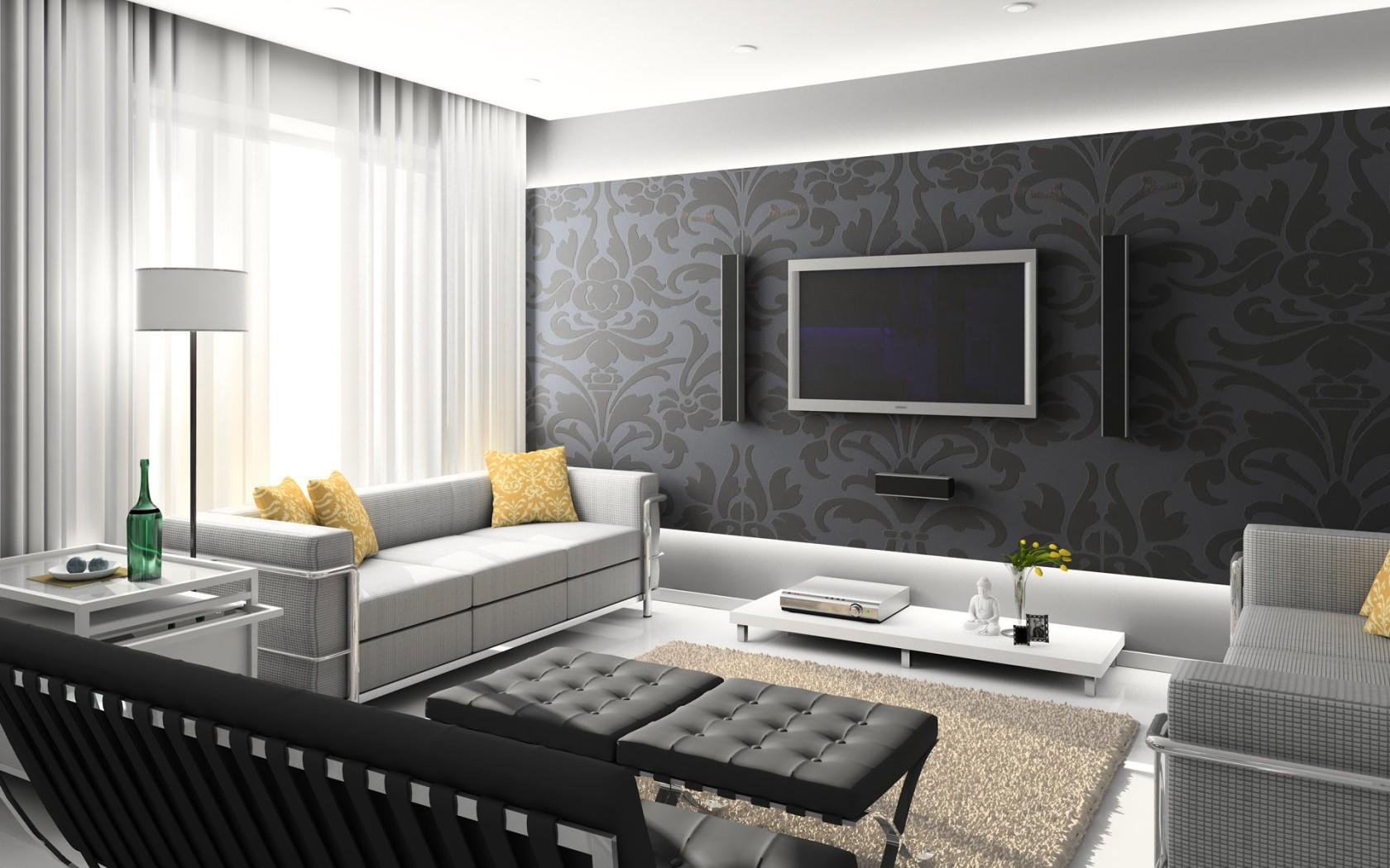 Дизайн интерьера комнаты фото