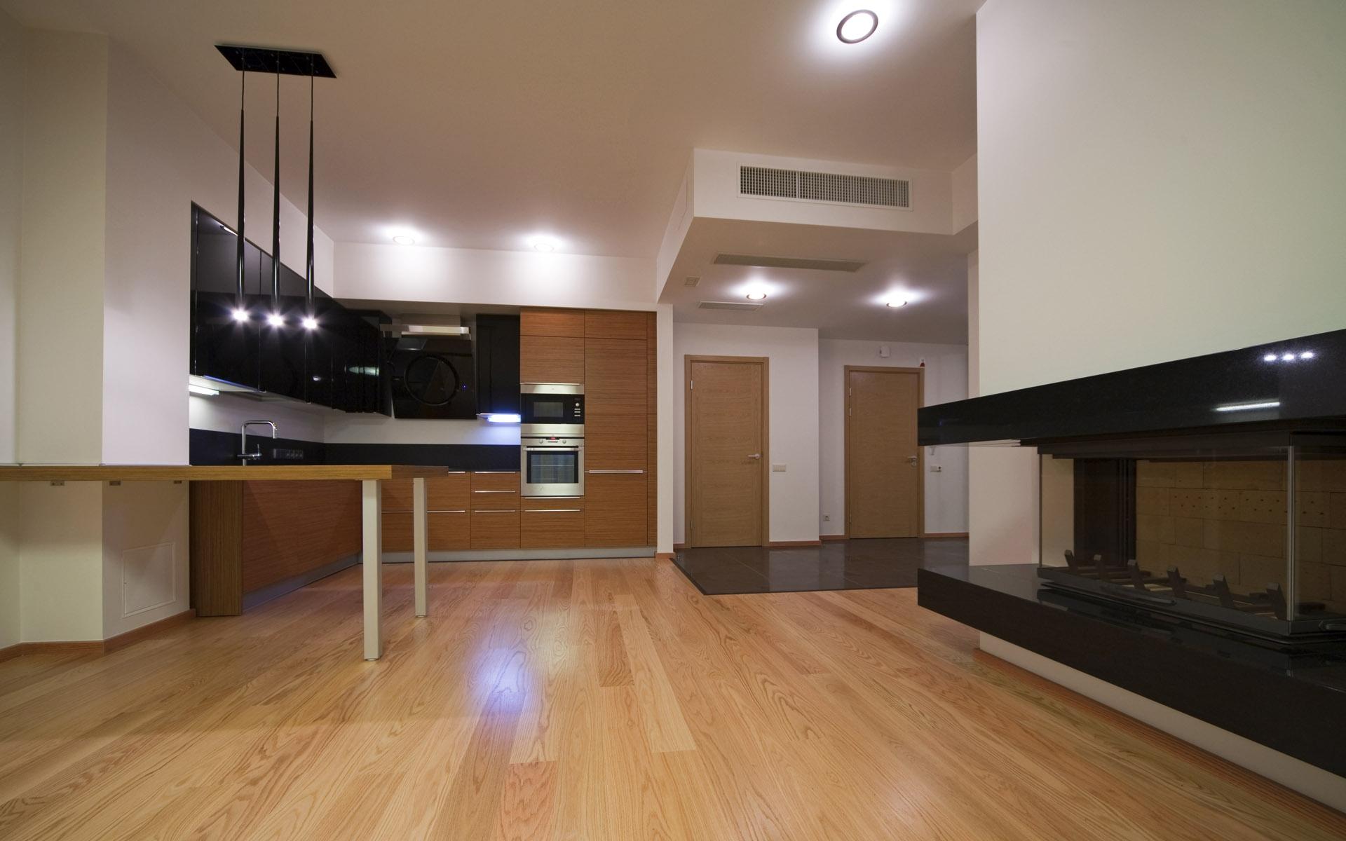 Pavimento cucina soggiorno pavimenti soggiorno cucina for Mobilia store cucine