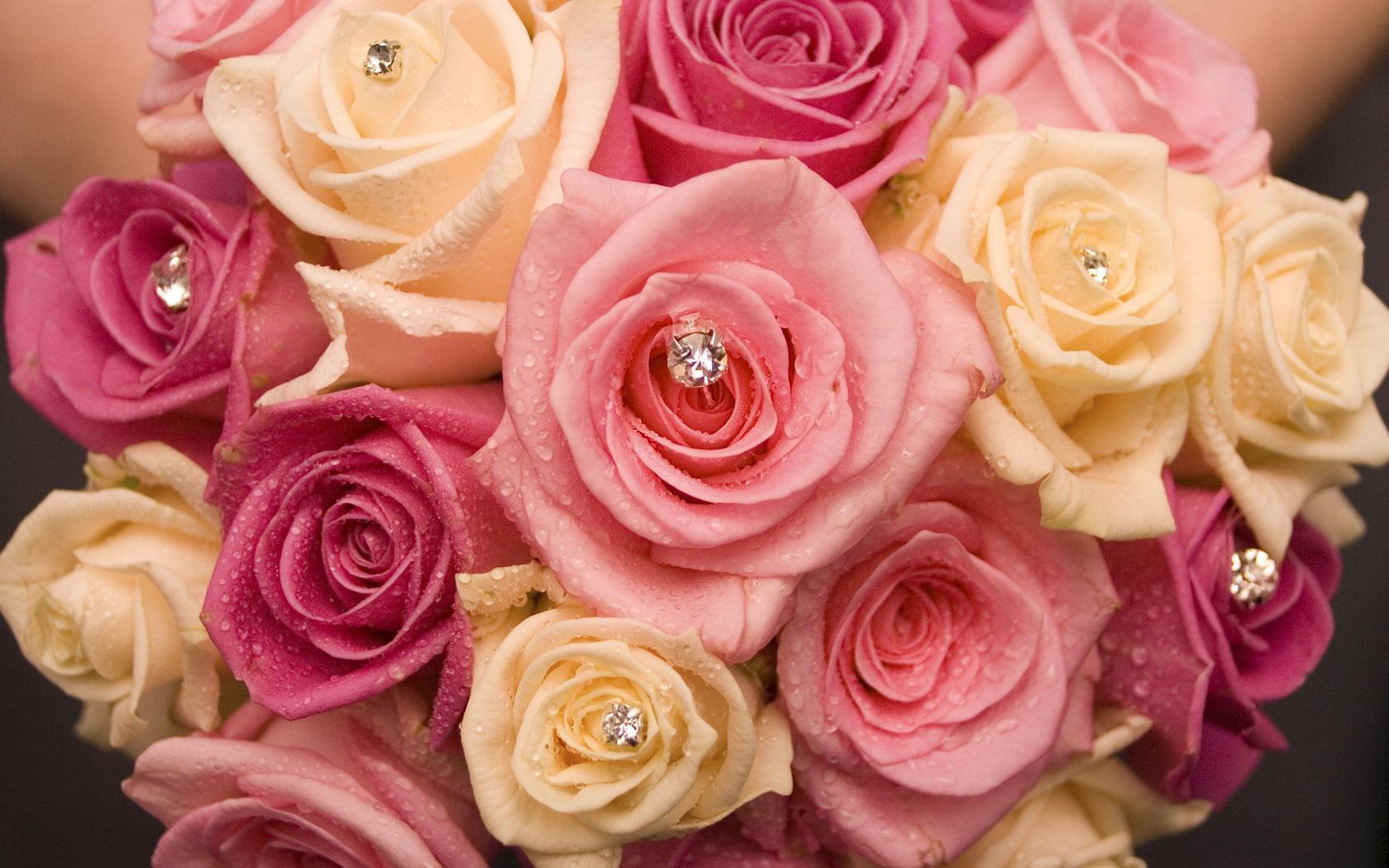 всего розовые розы фото букеты красивые с бриллиантами заниматься, сначала