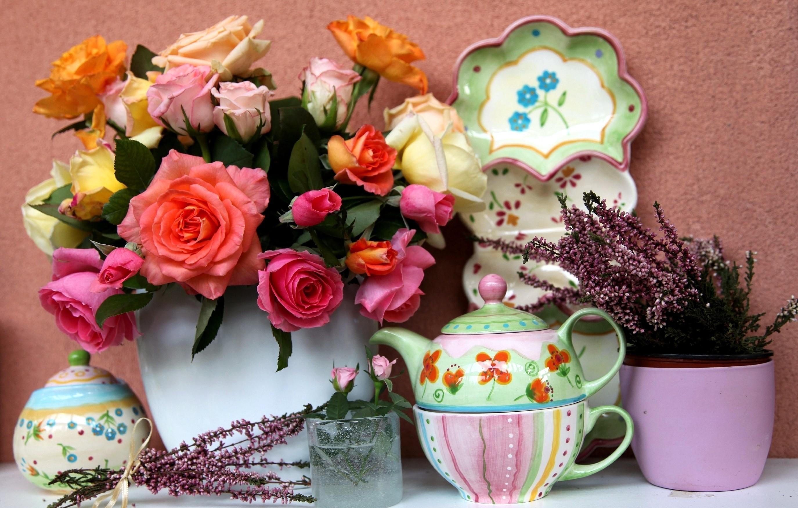 результате красивейшие картинки с добрым утром и цветы что можно сделать