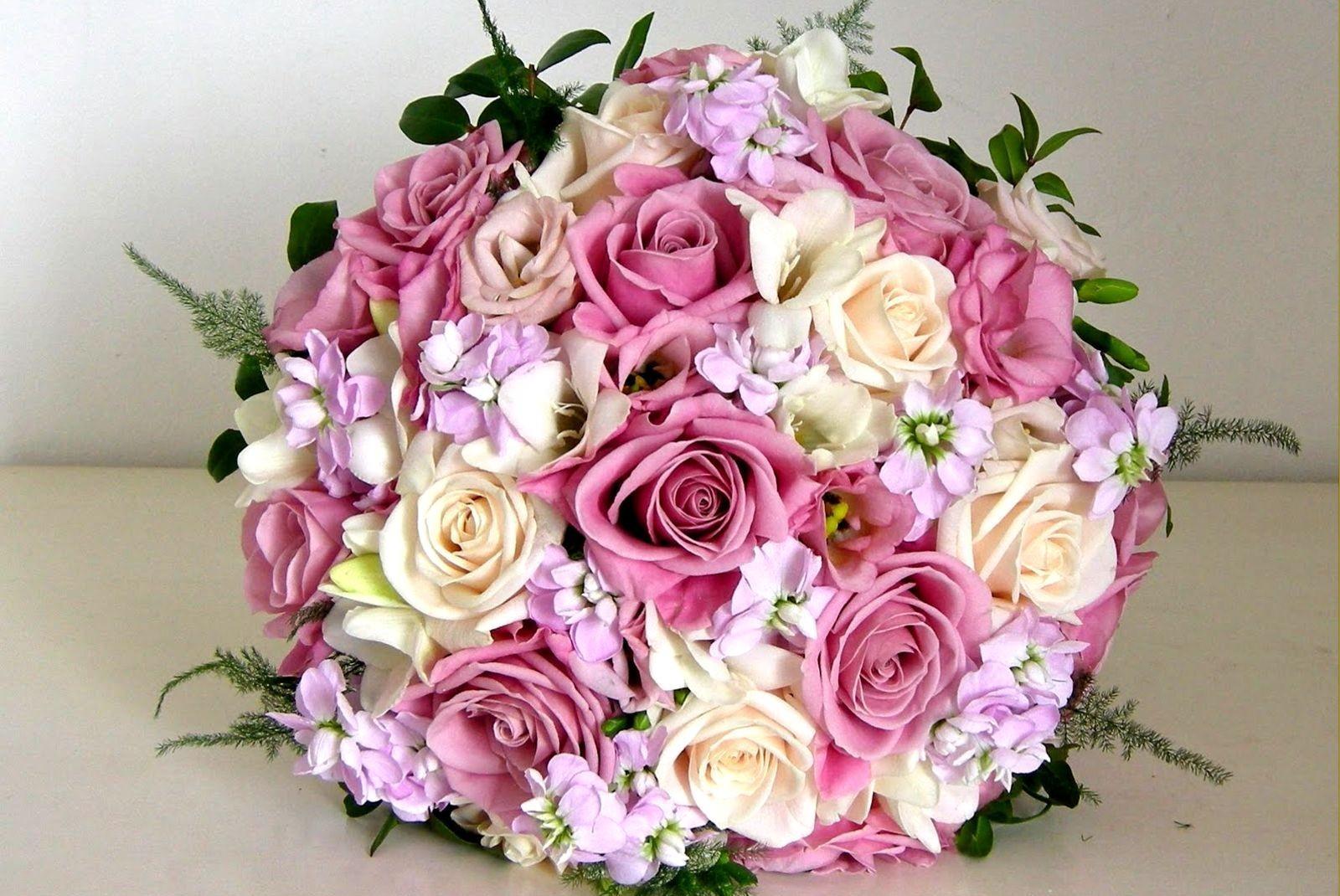 デスクトップ壁紙 バラ フラワーズ ブーケ バルーン 装飾