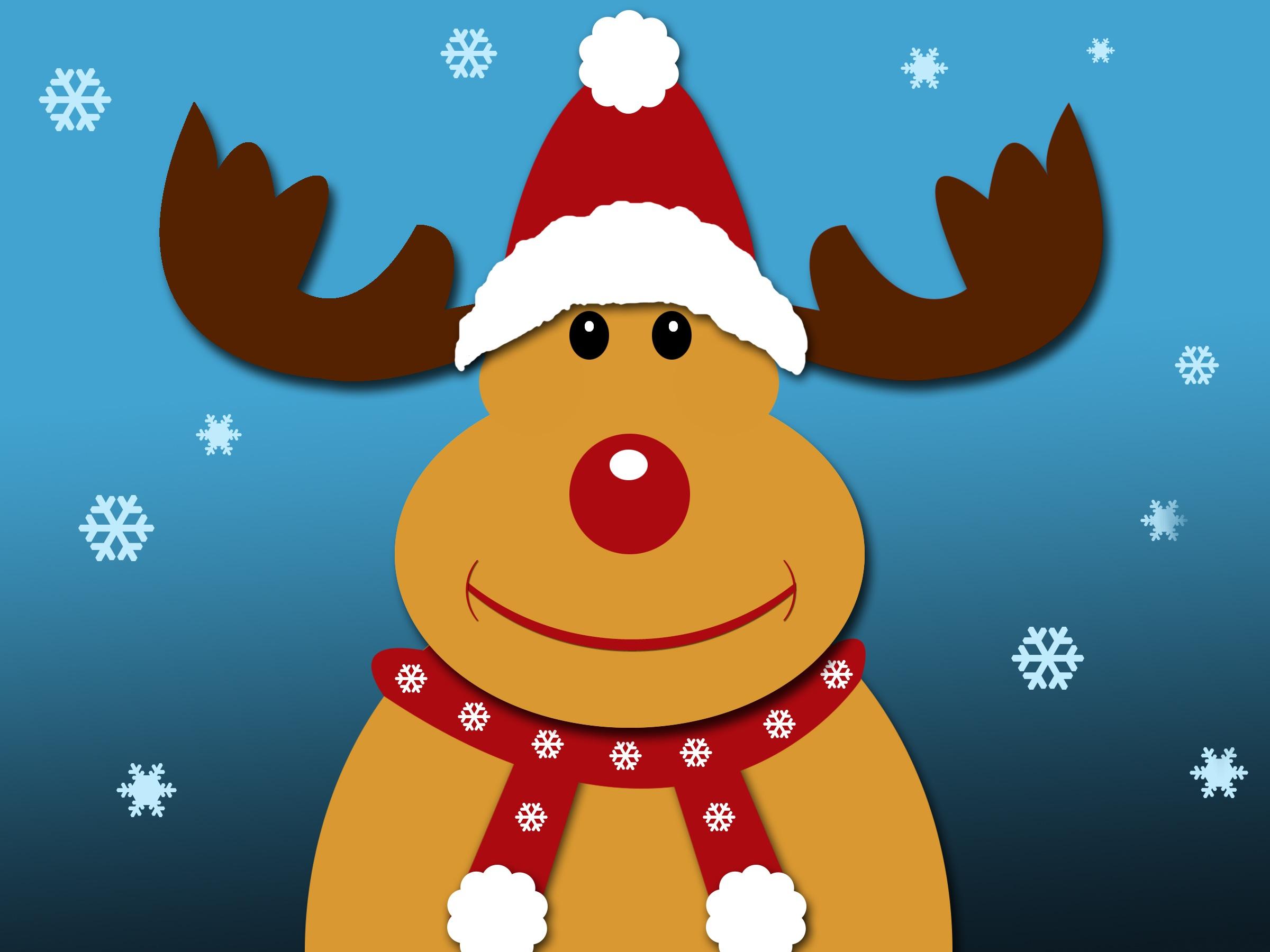 Sfondi Natalizi Renne.Sfondi Rudolph Renna Natale Nuovo Anno 2400x1800 4kwallpaper 995047 Sfondi Gratis Wallhere