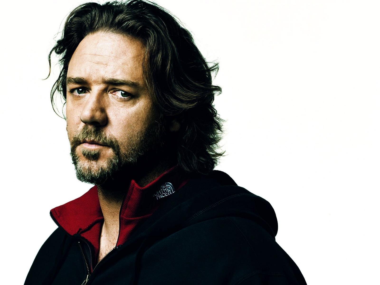 Hintergrundbilder Russell Crowe Darsteller Mann Bart