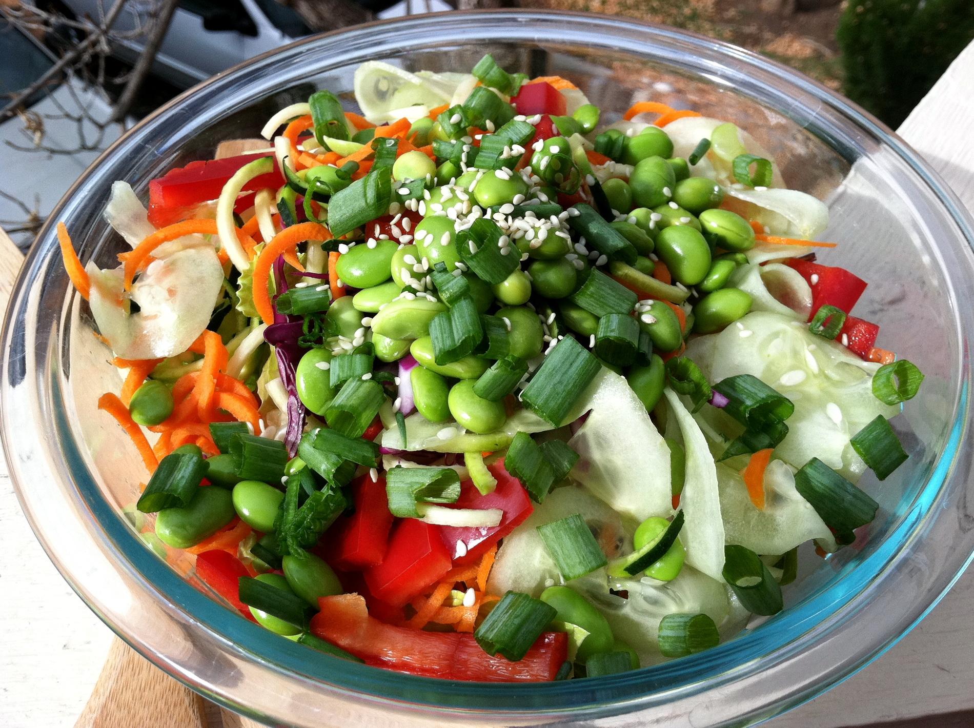 Картинки овощные салаты