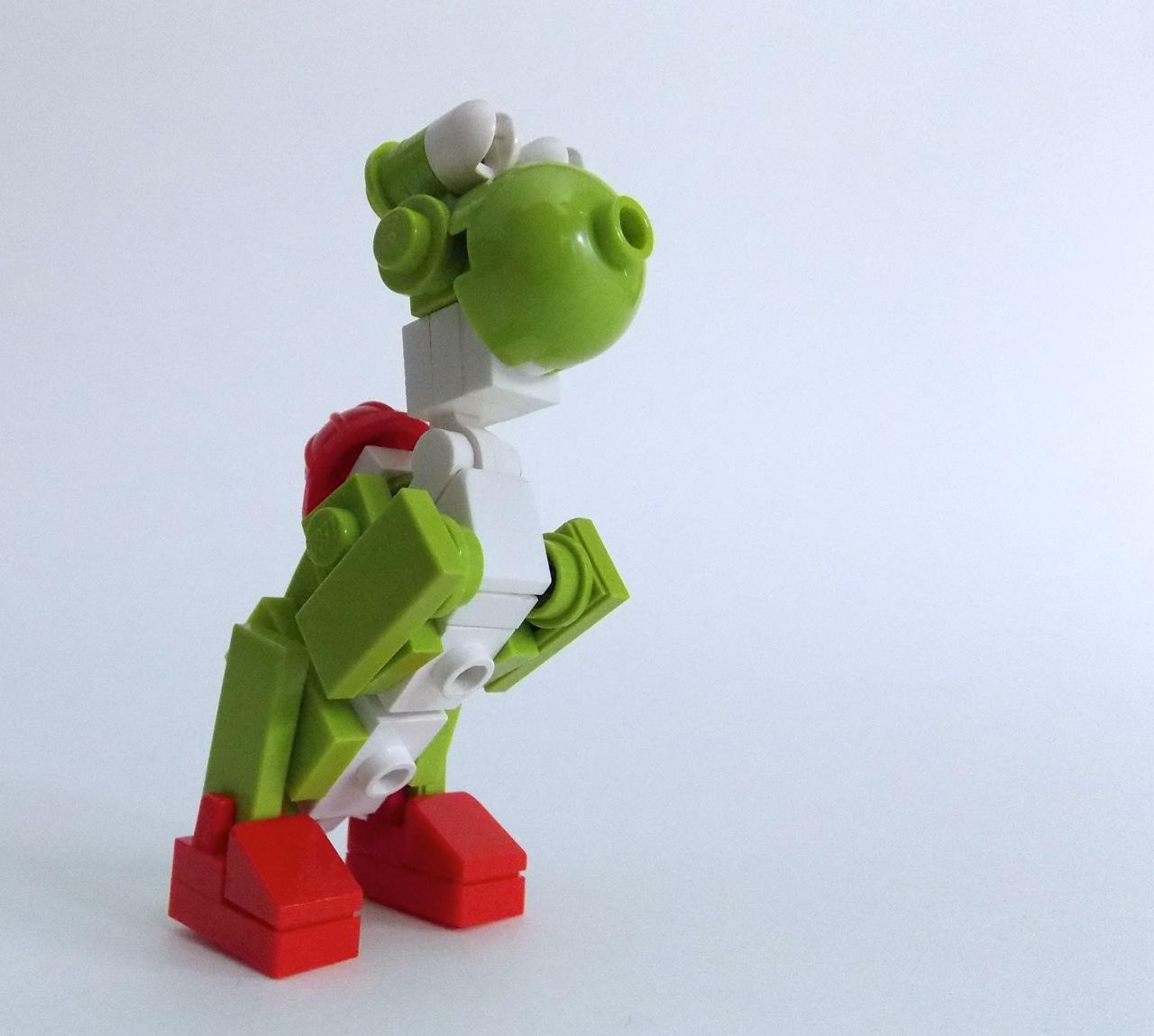 Fondos De Pantalla Escala Lego Nintendo Yoshi Miniland Mundo
