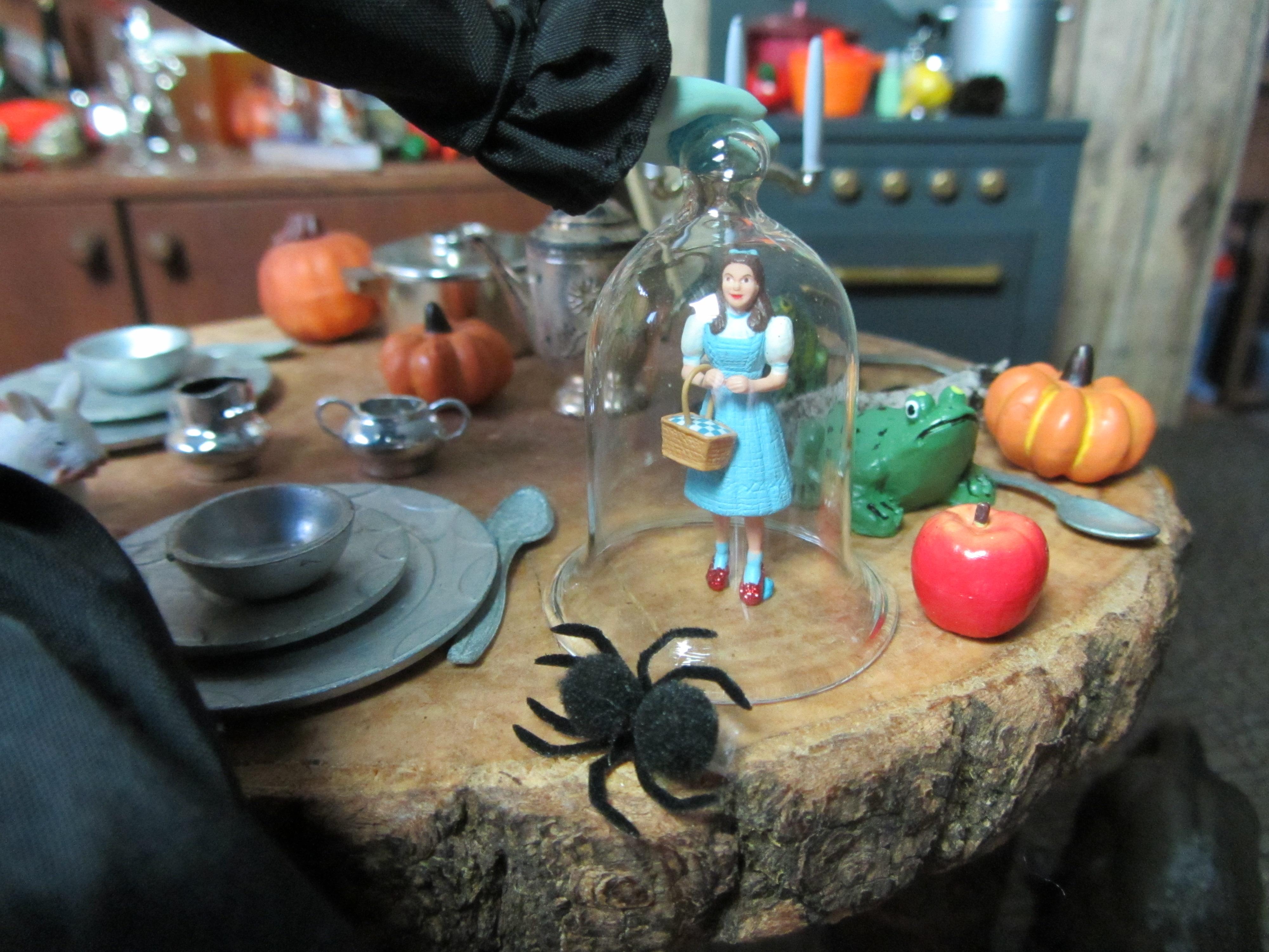 Hintergrundbilder : Rahmen, Küche, Jahrgang, Dorothy, Miniatur ...