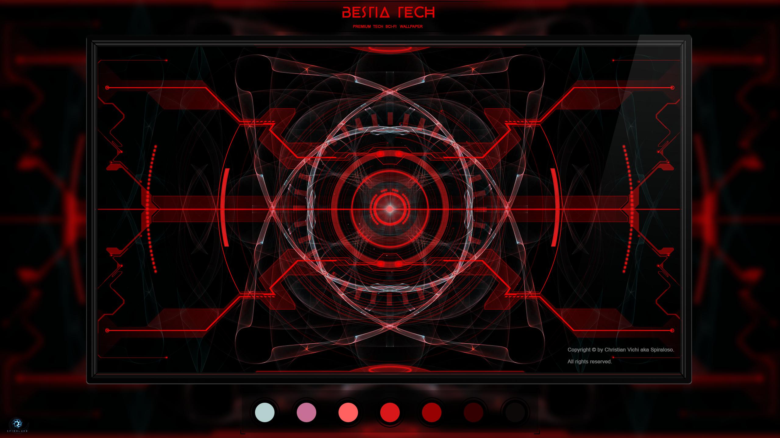 Wallpaper Science Fiction Interfaces Tech 2560x1440 Nanaru 1840635 Hd Wallpapers Wallhere