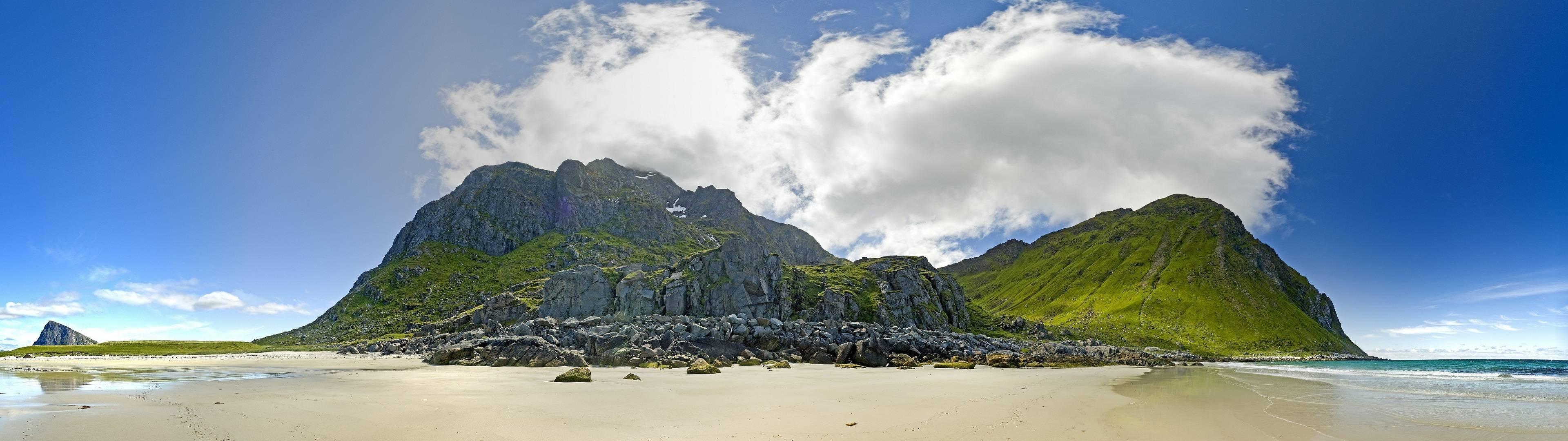 デスクトップ壁紙 湾 水 海岸 空 ビーチ 崖 島 ケープ