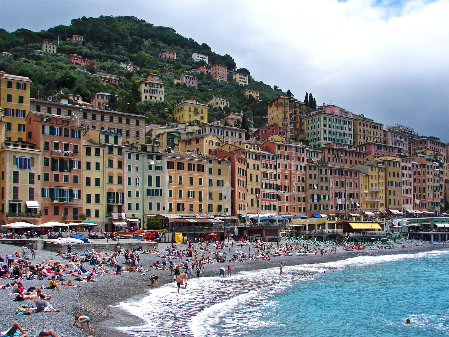 hintergrundbilder meer stadt italien bucht wasser ufer himmel strand tourismus k ste. Black Bedroom Furniture Sets. Home Design Ideas
