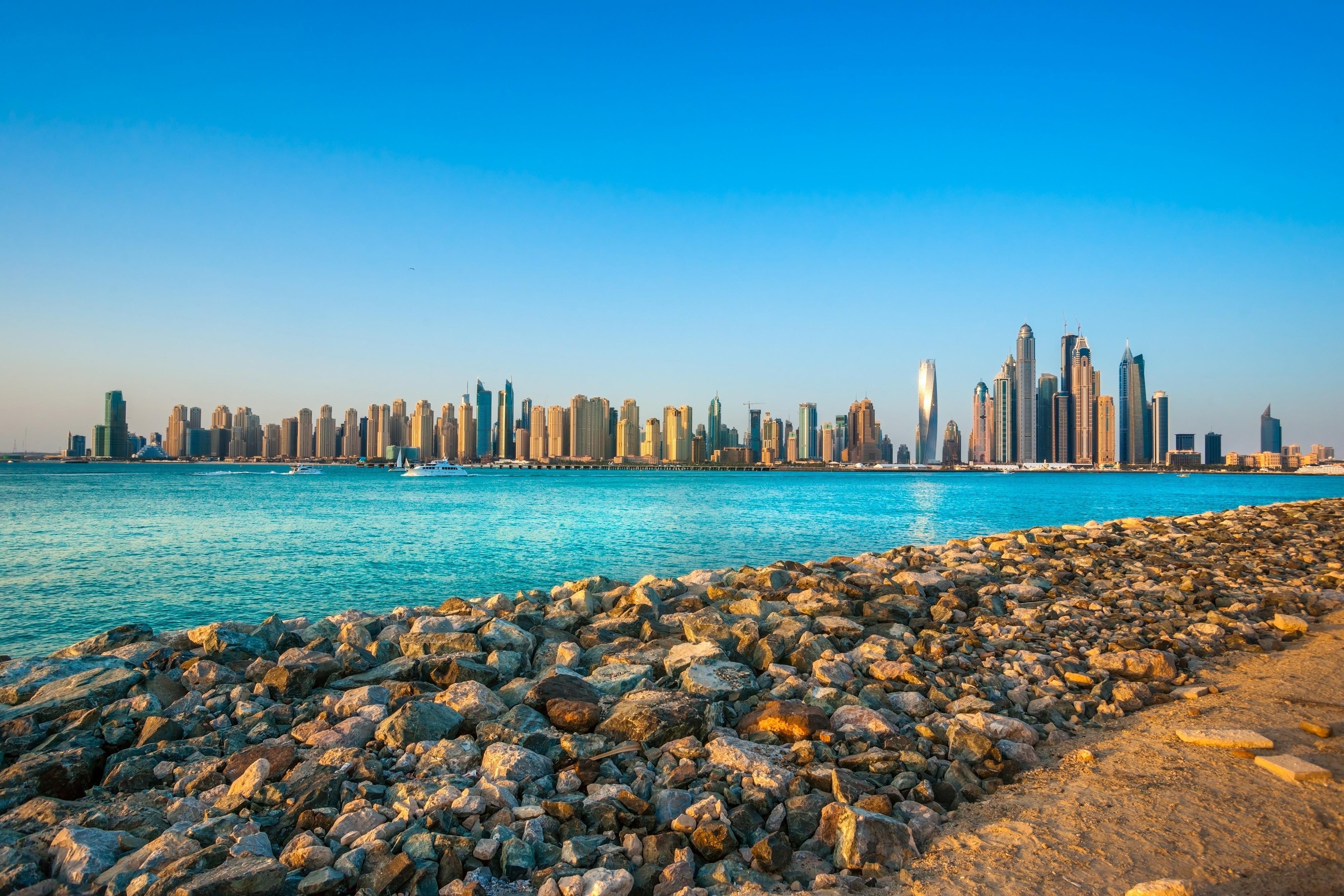 Дубай фото города достопримечательности