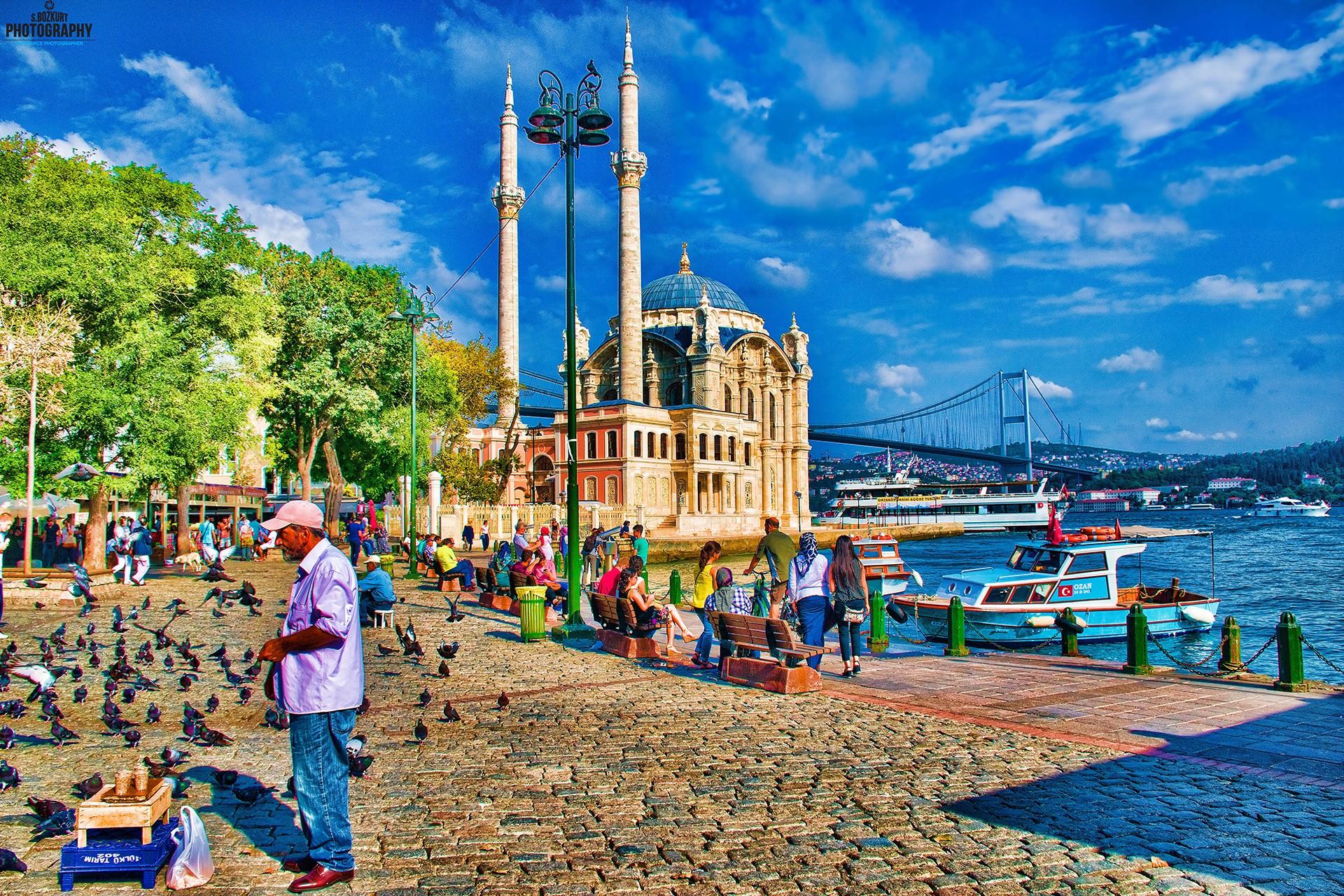 Fondos de pantalla : mar, ciudad, playa, Turismo, Estanbul, Turquía ...