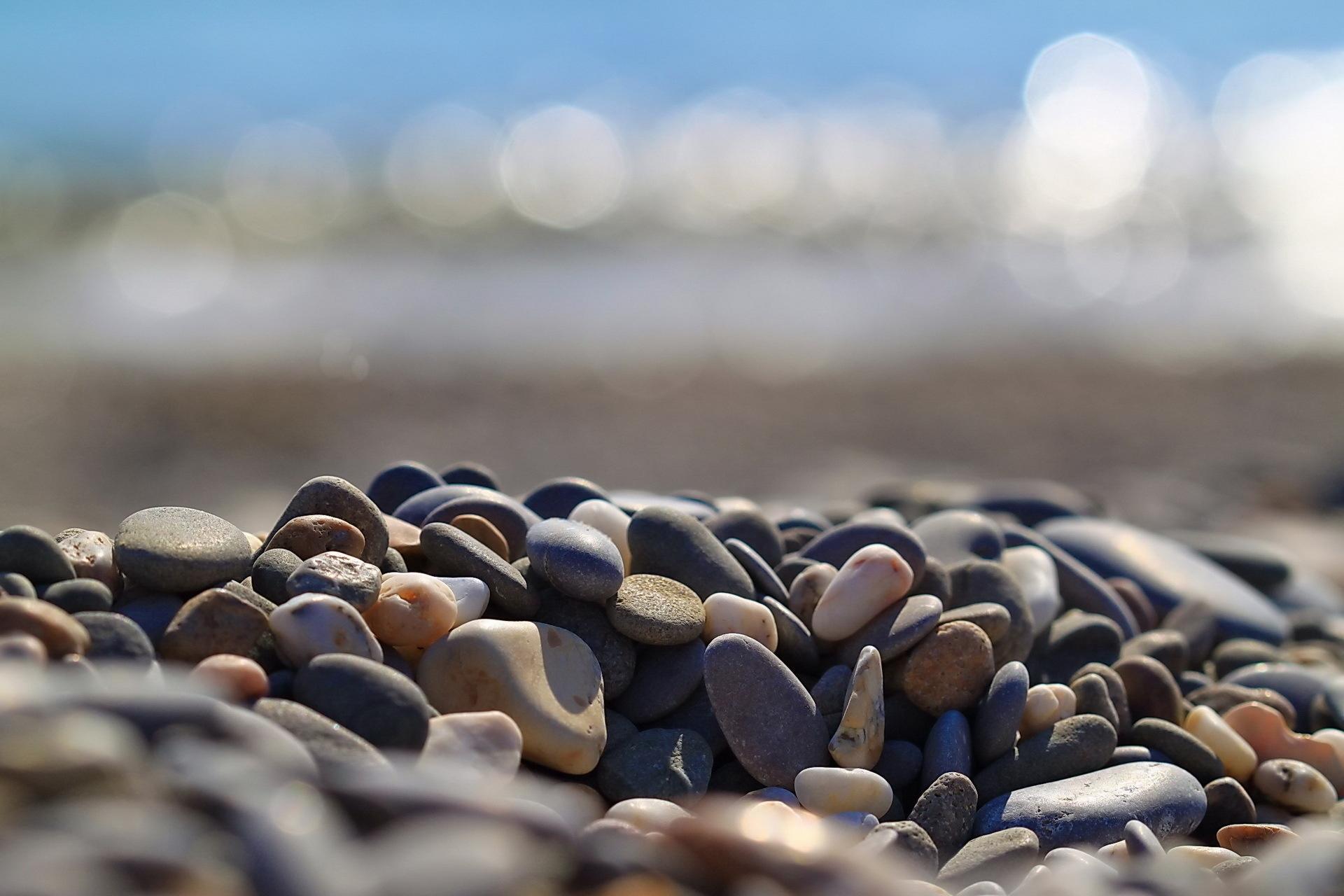 Wallpaper Sea Rock Nature Sand Beach Rocks Gravel