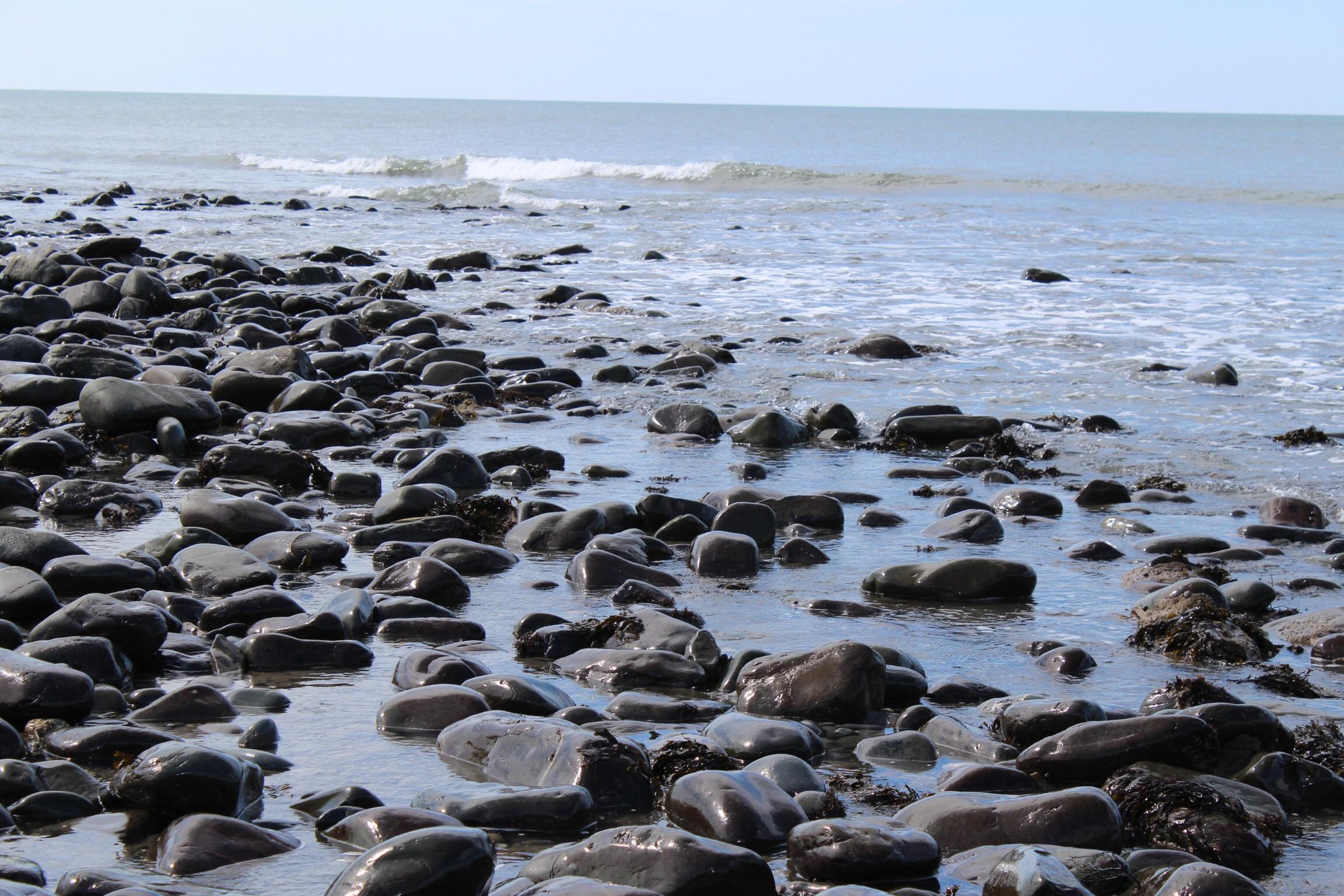 Sfondi Roccia Puntellare Sabbia Spiaggia Costa Instagram