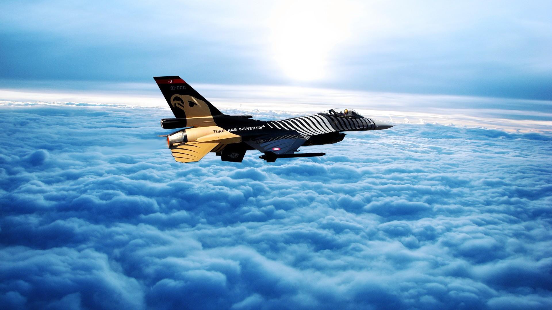 Wallpaper : sea, sky, vehicle, airplane, blue, General