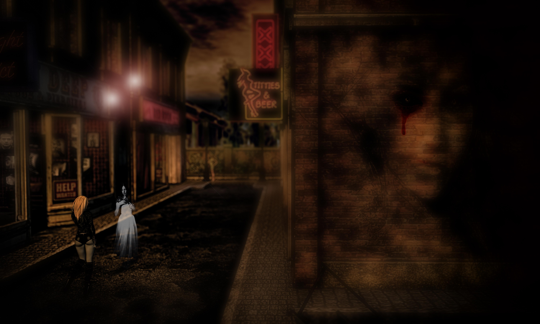 Secondlife Virtualreality Vr 3D Avatar