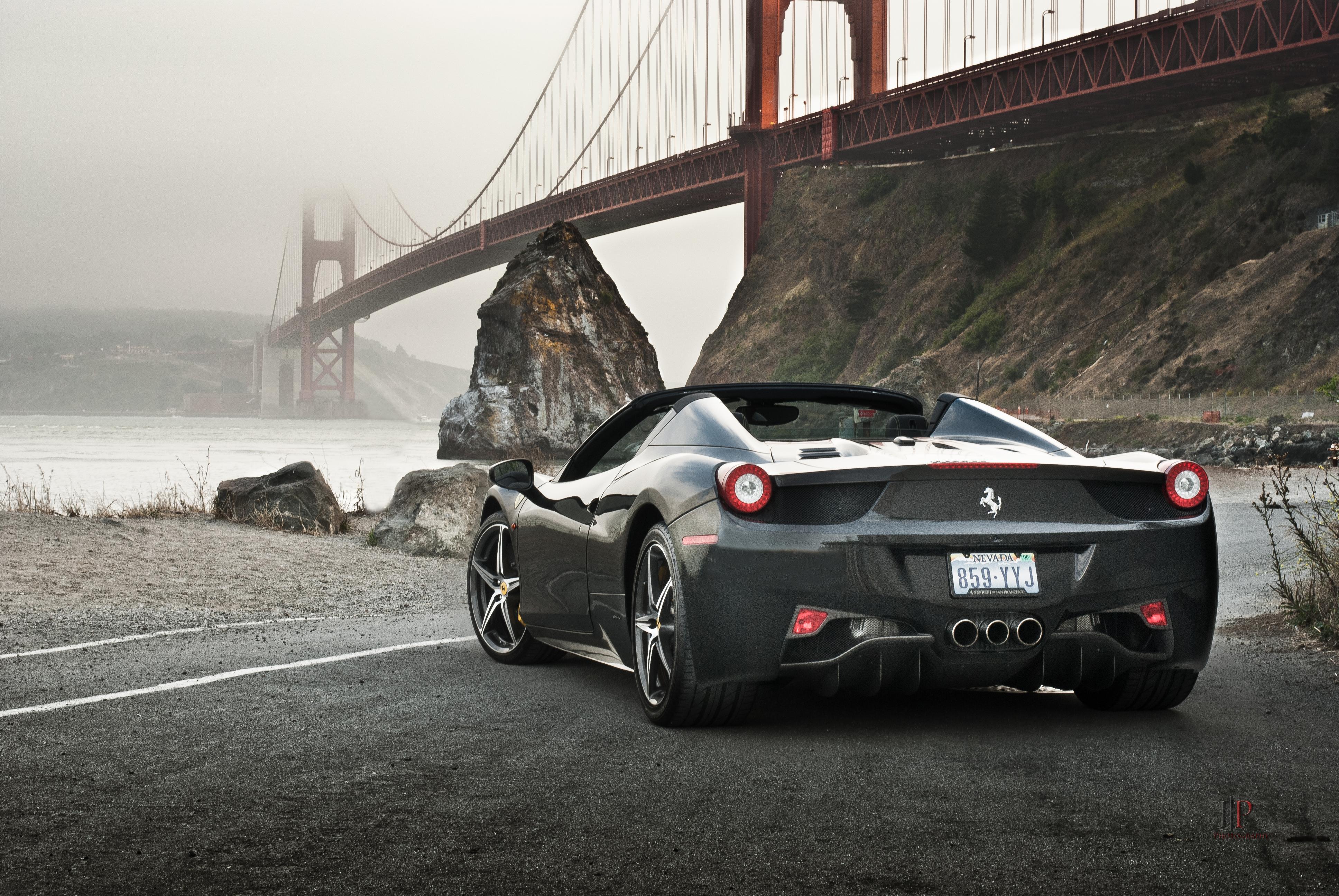 34+ Ferrari Bay Bridge Wallpaper  Images