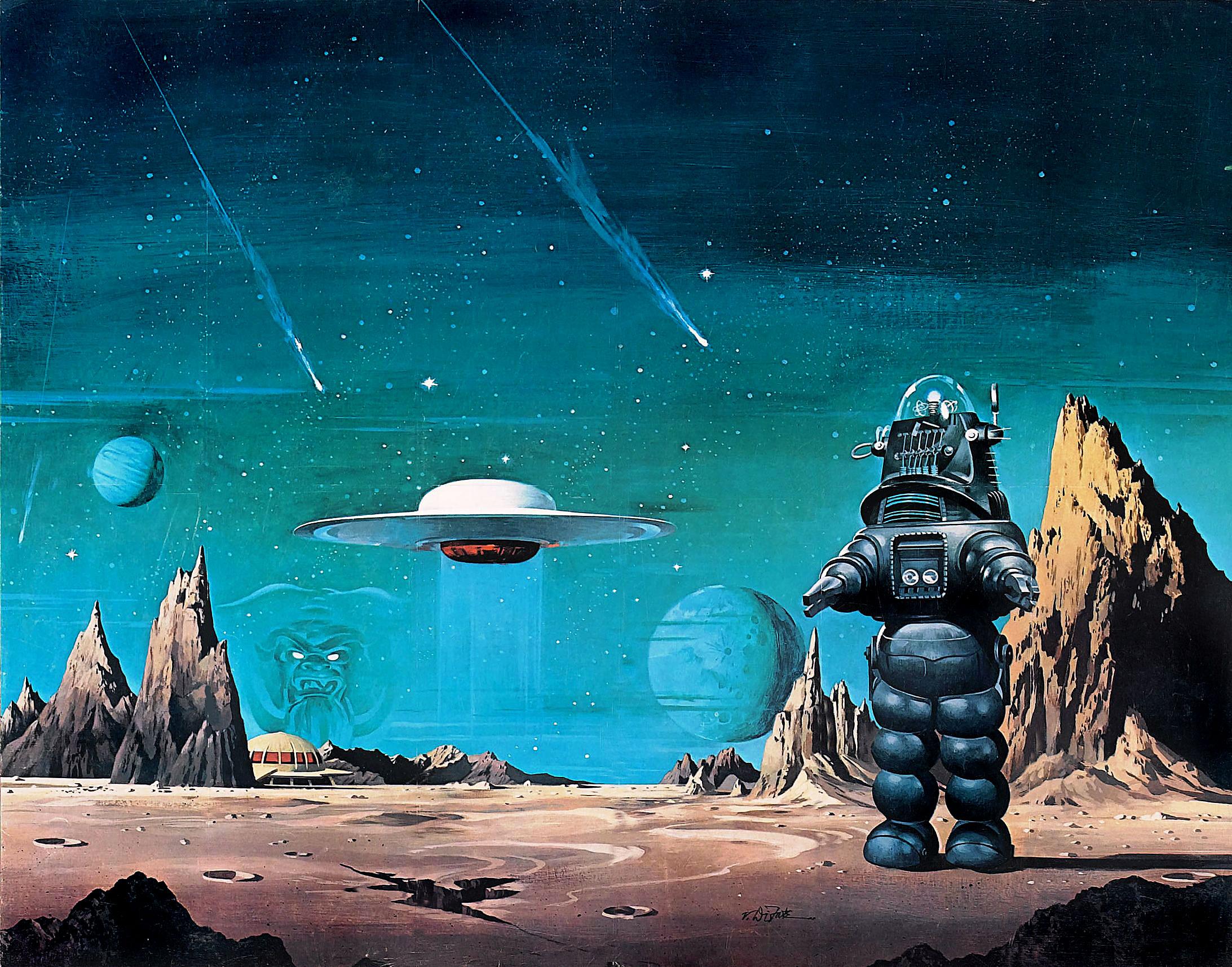 extraterrestre 1950