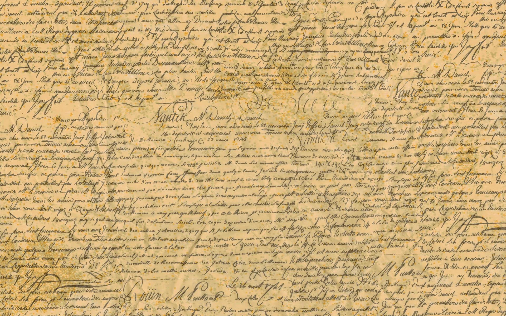 Wallpaper Sheet Paper Background Inscription 1920x1200