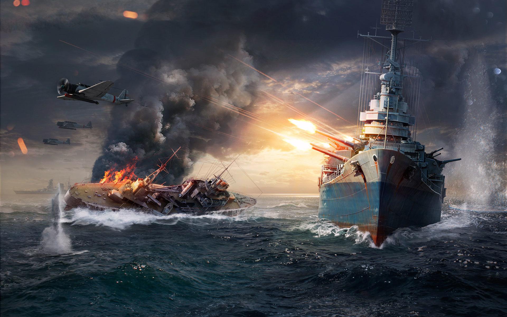 обои для рабочего стола world of warships 1280x1024 № 248380 бесплатно
