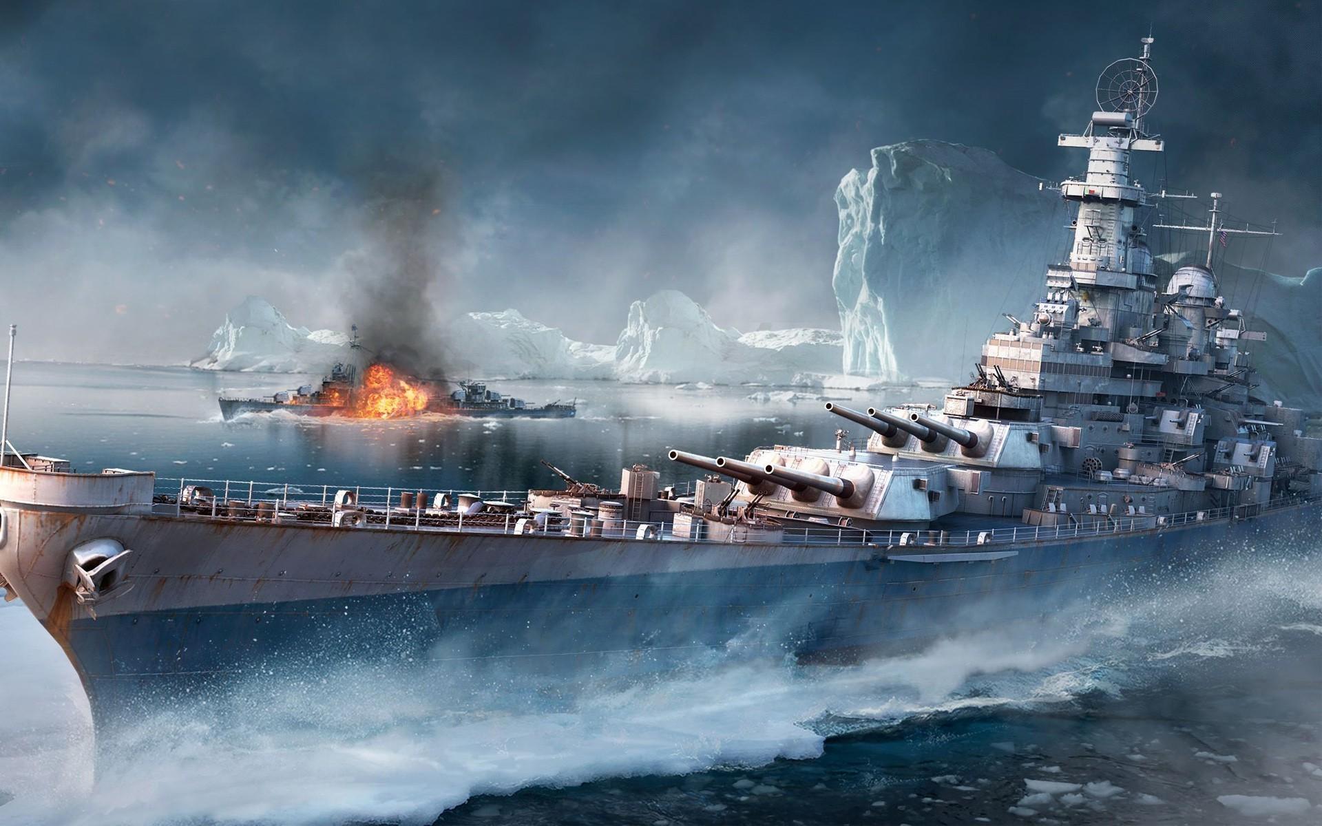 обои для рабочего стола world of warships 1280x1024 № 248348 бесплатно