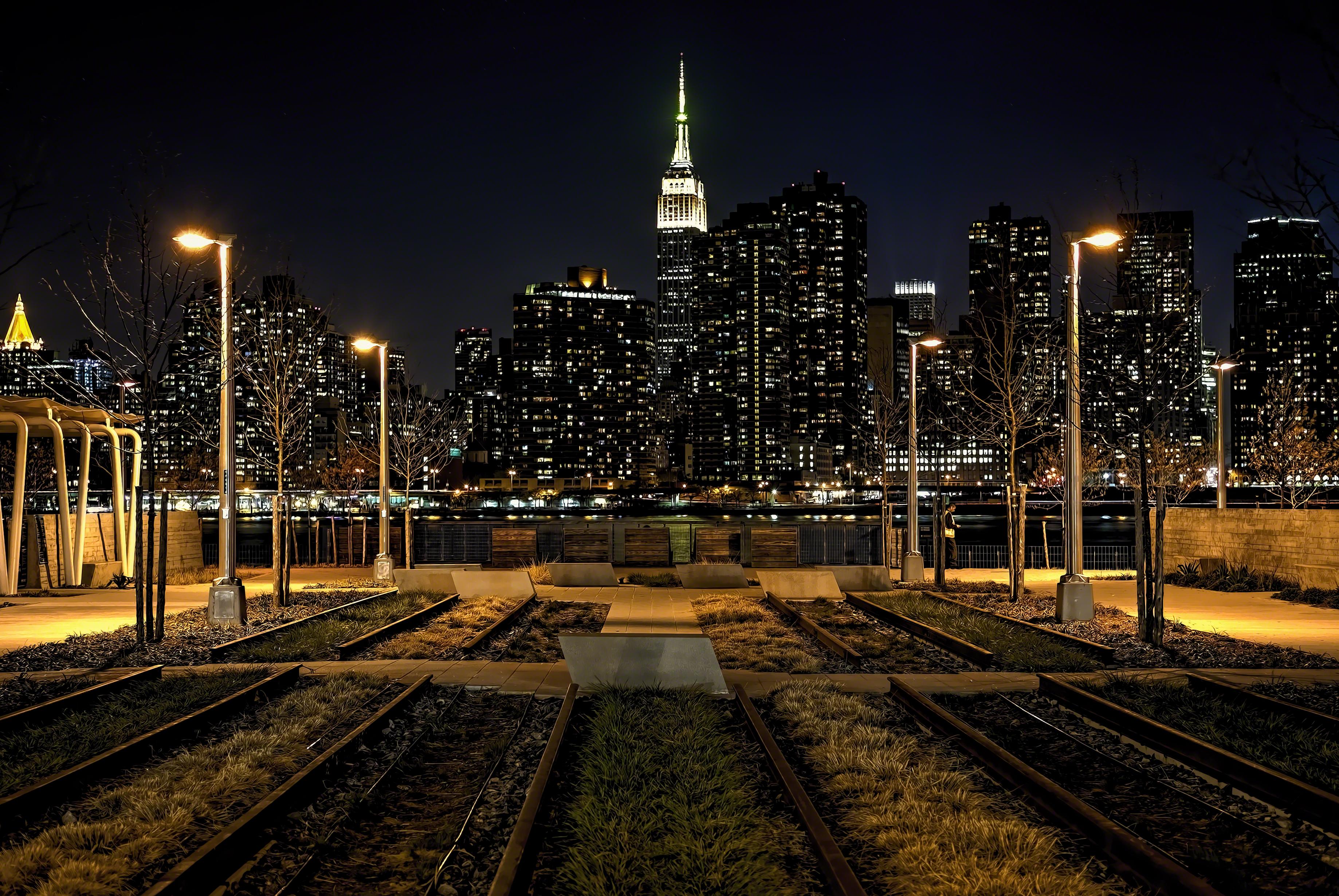 Обои new york, Корабли. Города foto 11