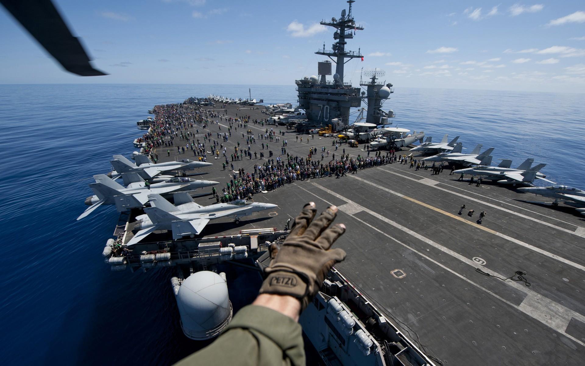 Sfondi veicolo corazzata portaerei nave da guerra - Nave portaerei ...