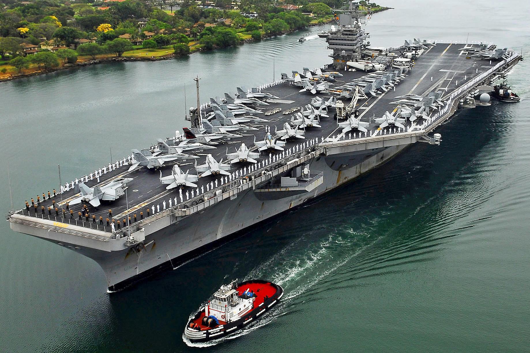 фото крутых военных кораблей его