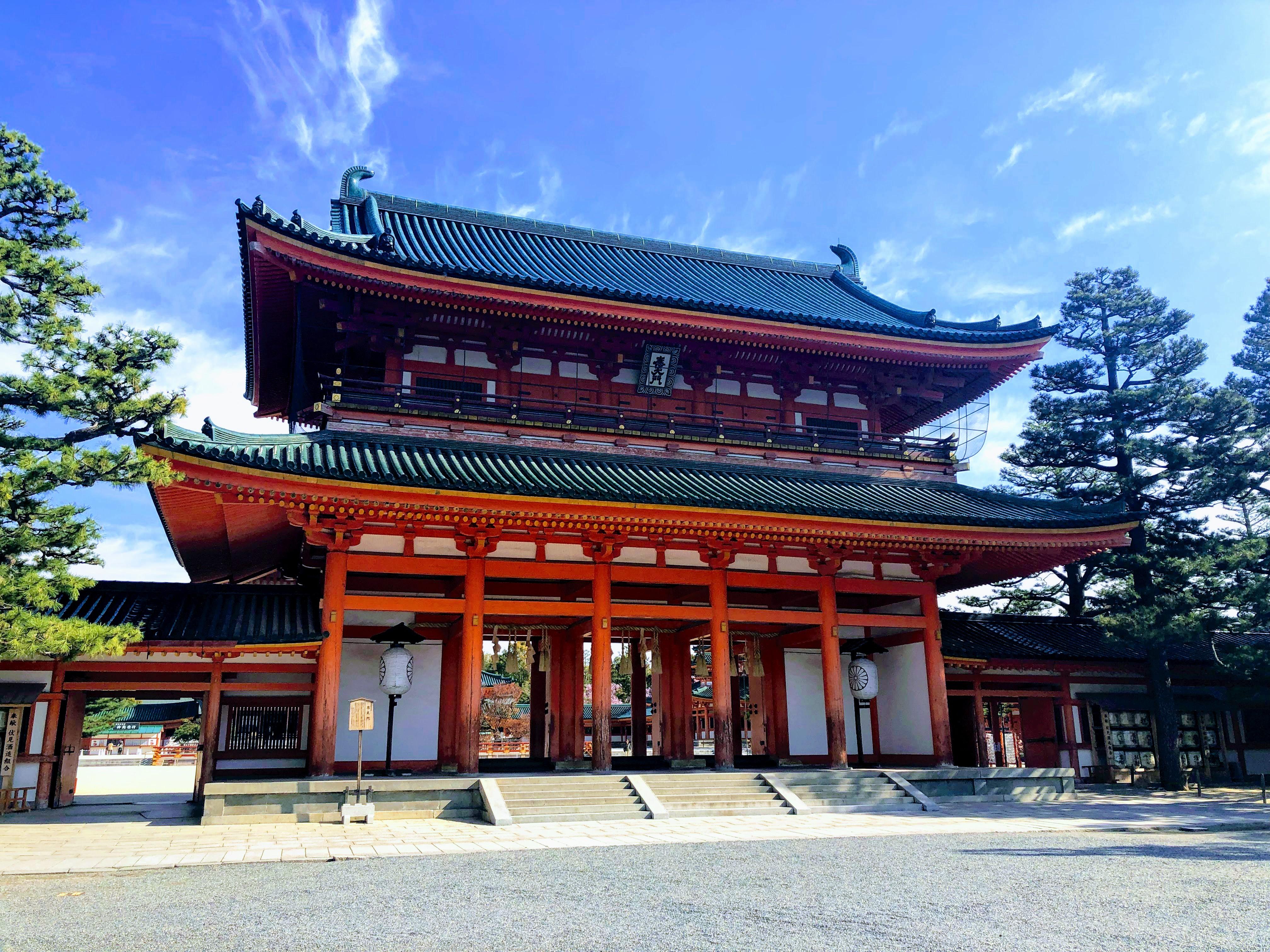 デスクトップ壁紙 神社 京都 4032x3024 Sweetcandy94 1617757