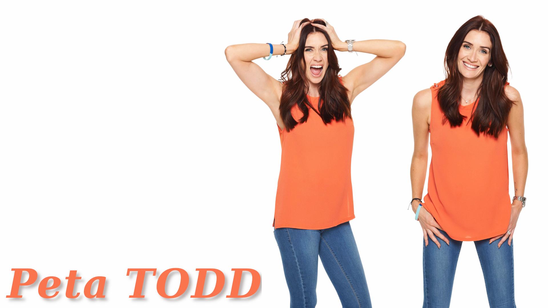 Todd peta Peta Todd