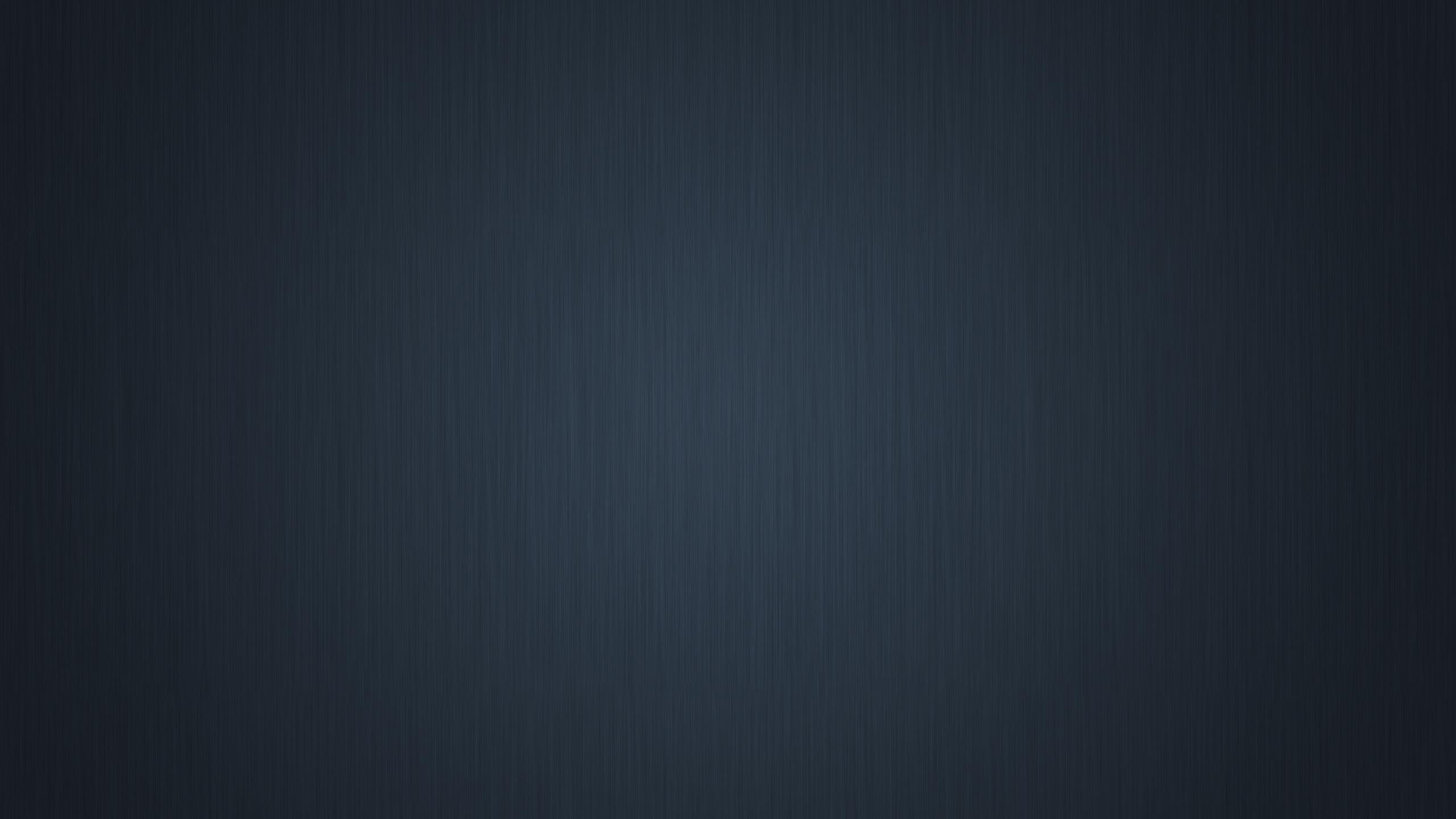 Masaüstü Basit Mavi Gri Boş Basit Arka Plan 2560x1440