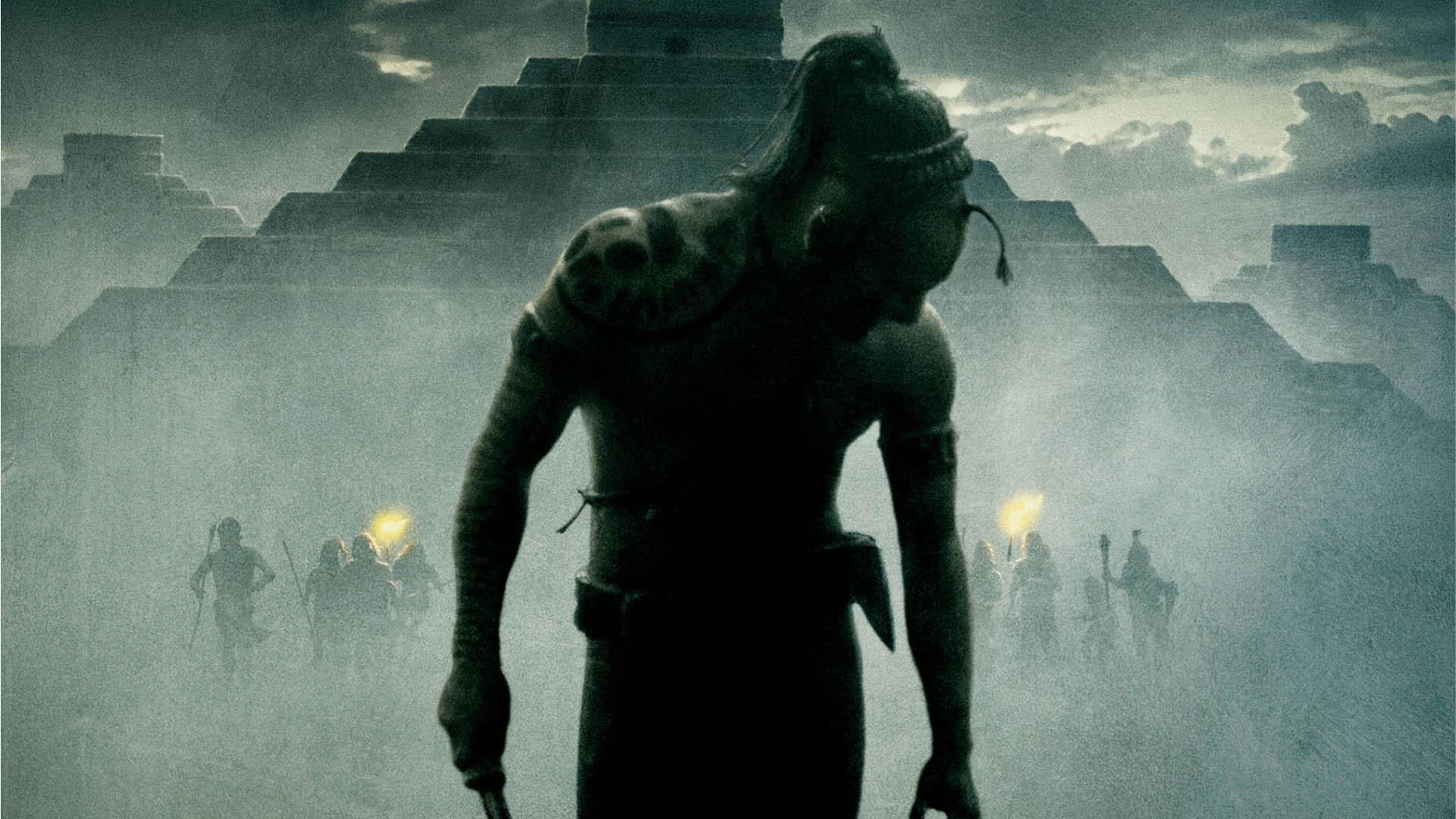 Wallpaper Sky Apocalypto Man Movie Darkness