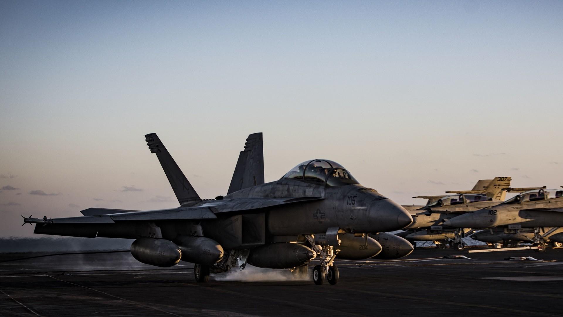 Обои Mcdonnell, jet, Douglas, fighter, fa. Авиация foto 8