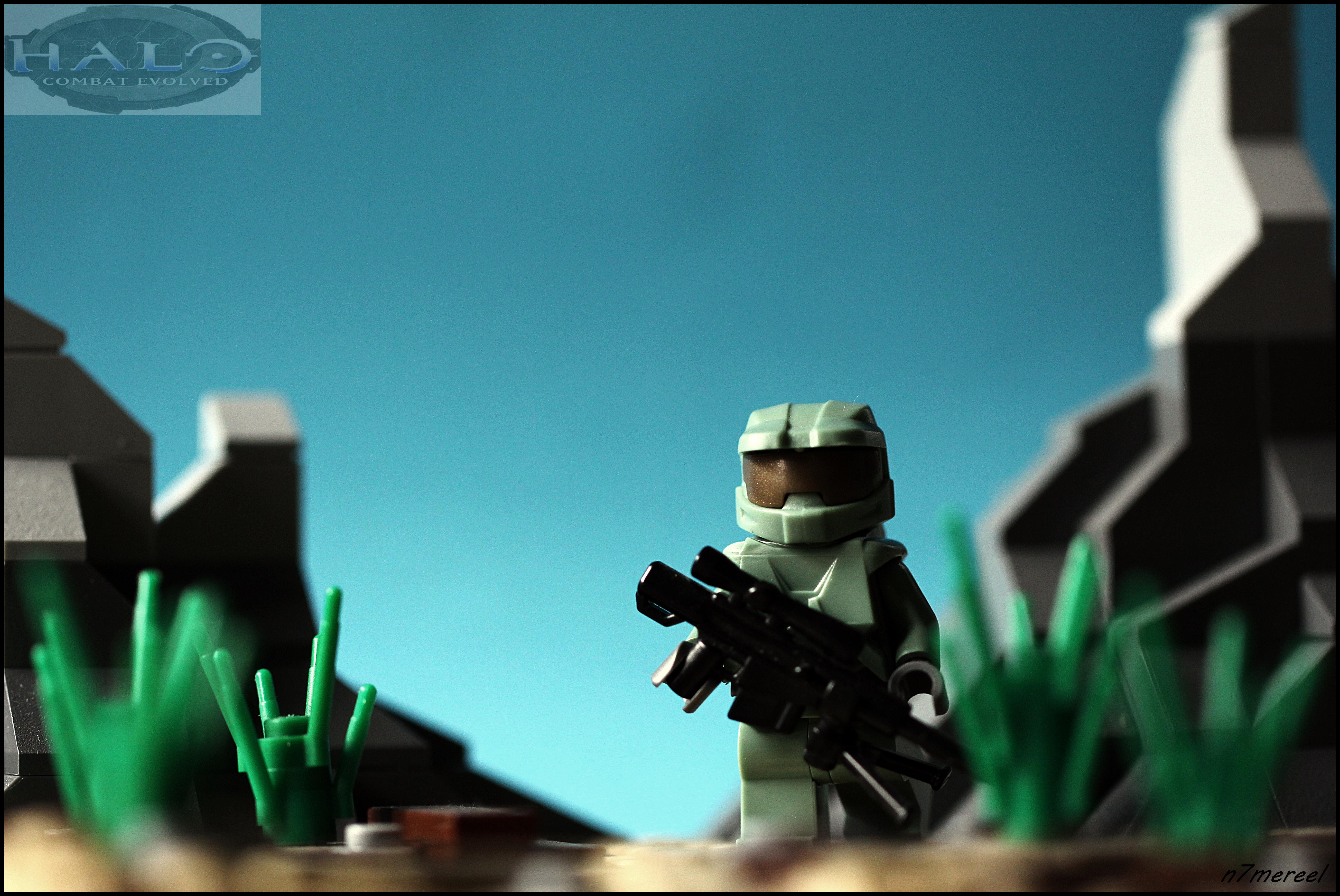 Sfondi Cielo Macro Soldato Lego Canone Alone Tecnologia N7