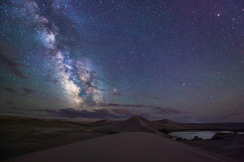 во сколько фотографировать млечный путь третьим