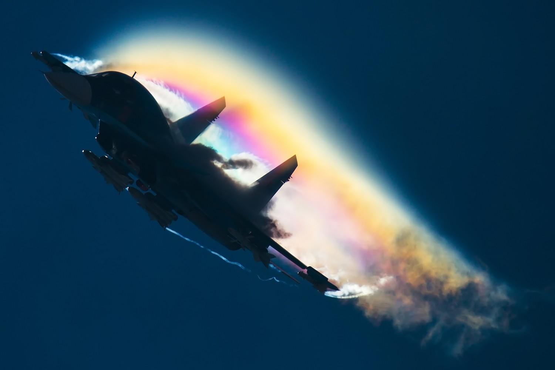 Sfondi Cielo Veicolo Aereo Blu Arcobaleni Aerei Militari