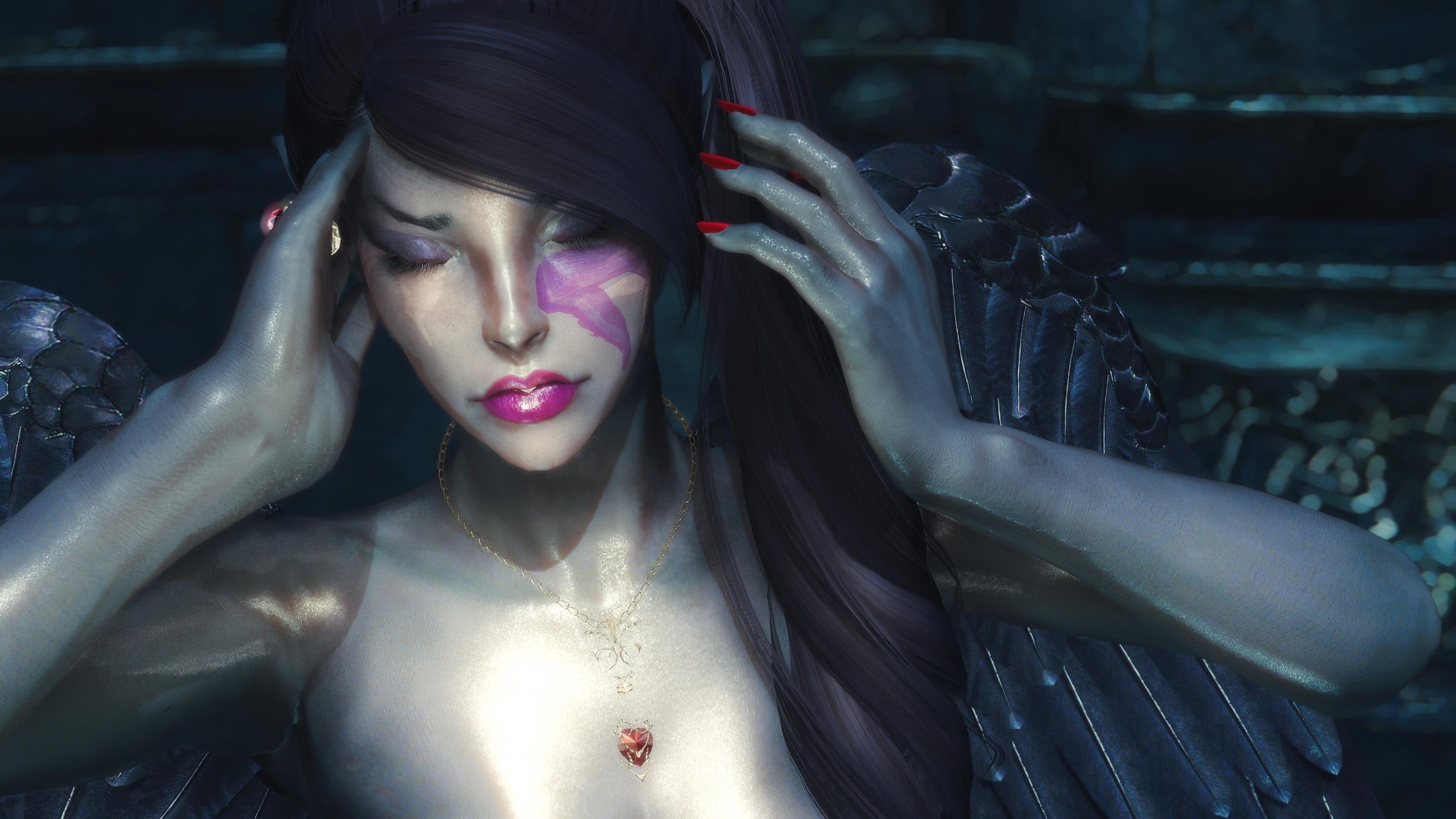 Hd nude wallpaper fantasy girl the